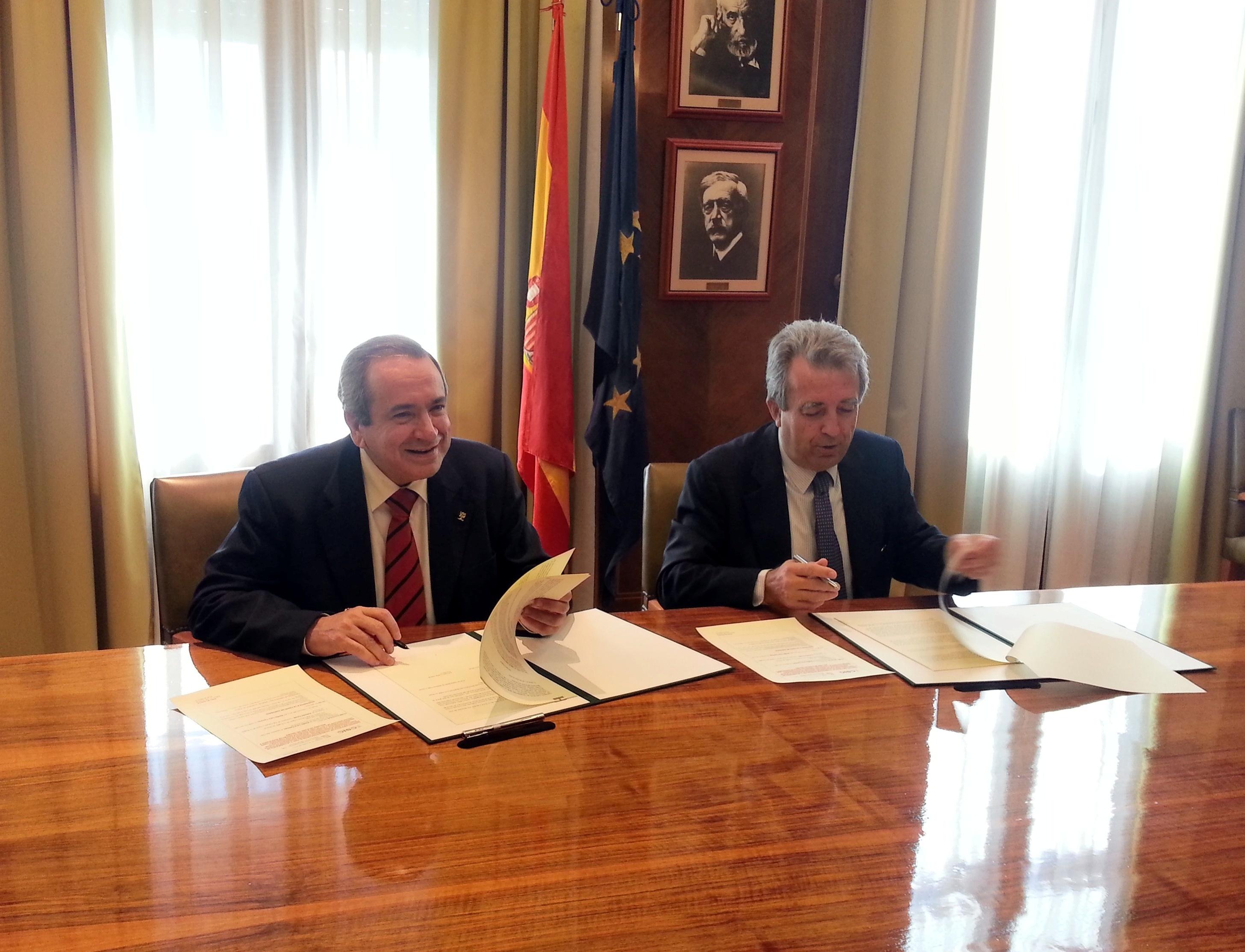 La Consejería de Agricultura y el CSIC colaborarán en actuaciones de investigación en el sector agroalimentario