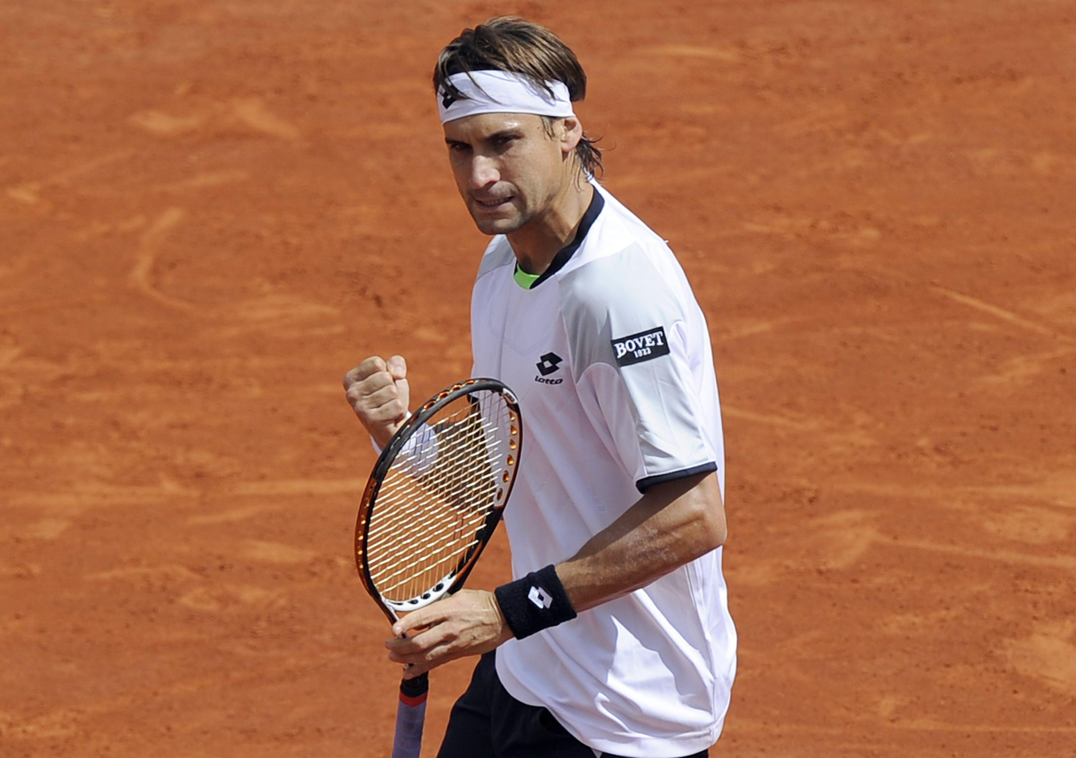 Ferrer apabulla a Anderson y clasifica a cuartos de final en Roland Garros