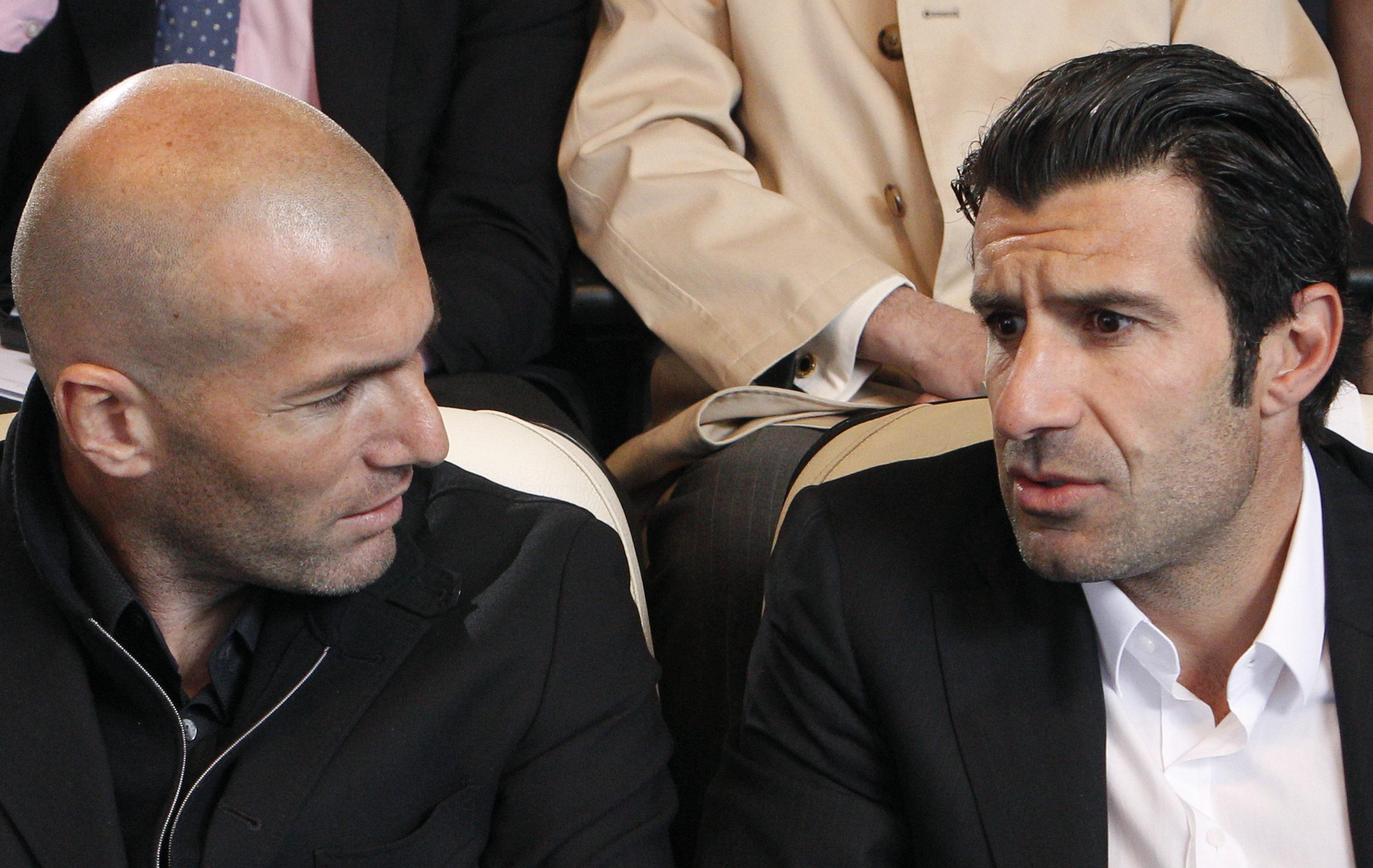 Zidane será la »mano derecha» de Florentino en el nuevo Real Madrid