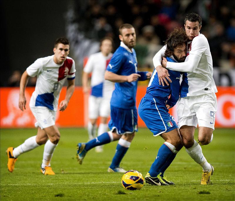 Los »azzurri» de Prandelli buscan »vendetta» tras el último Mundial