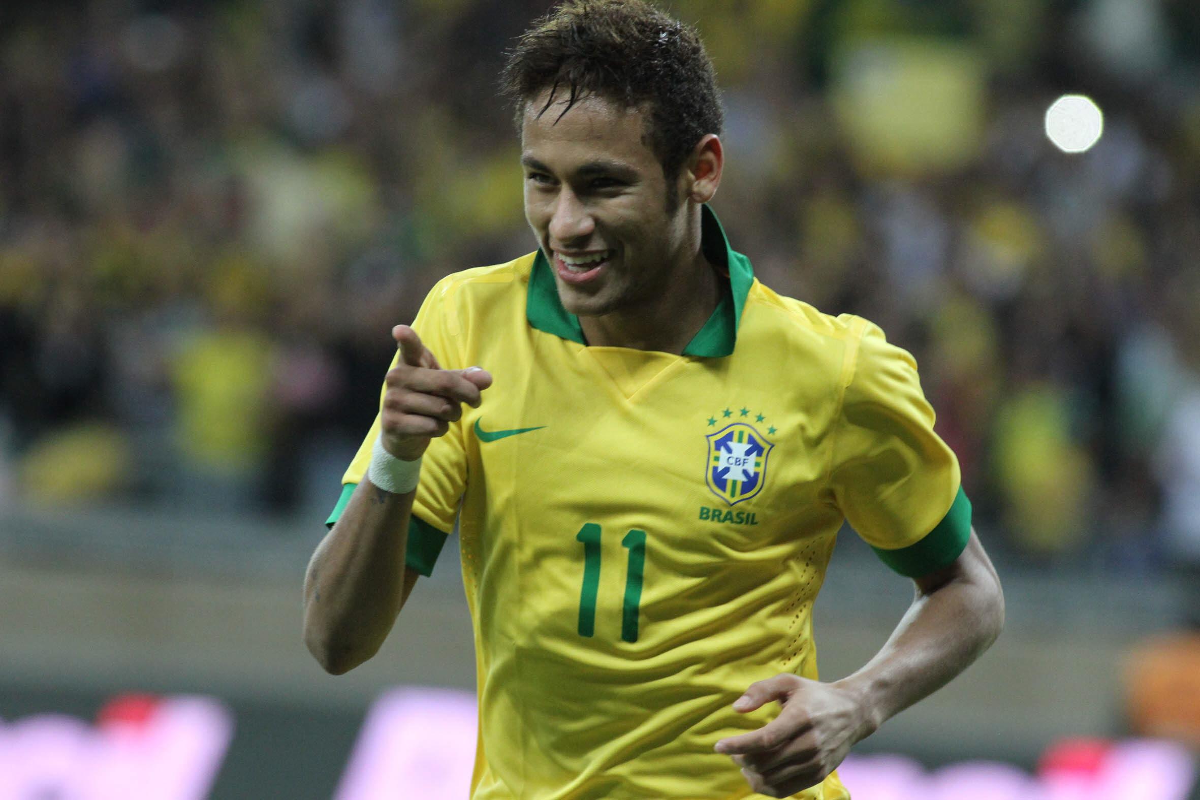 La Selección brasileña comienza un nuevo ciclo de la mano de Neymar