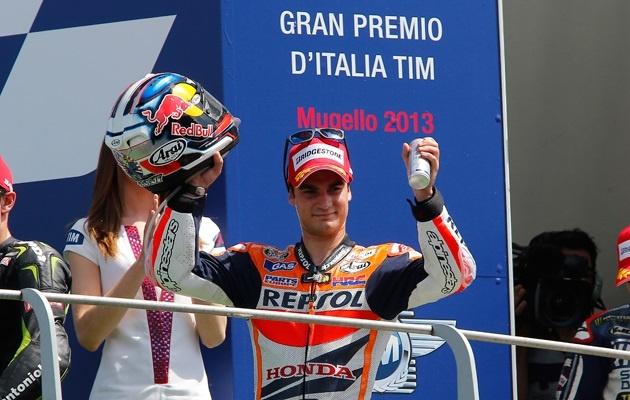 Pedrosa (Honda): «No me he encontrado cómodo, pero estoy satisfecho por sumar muchos puntos»
