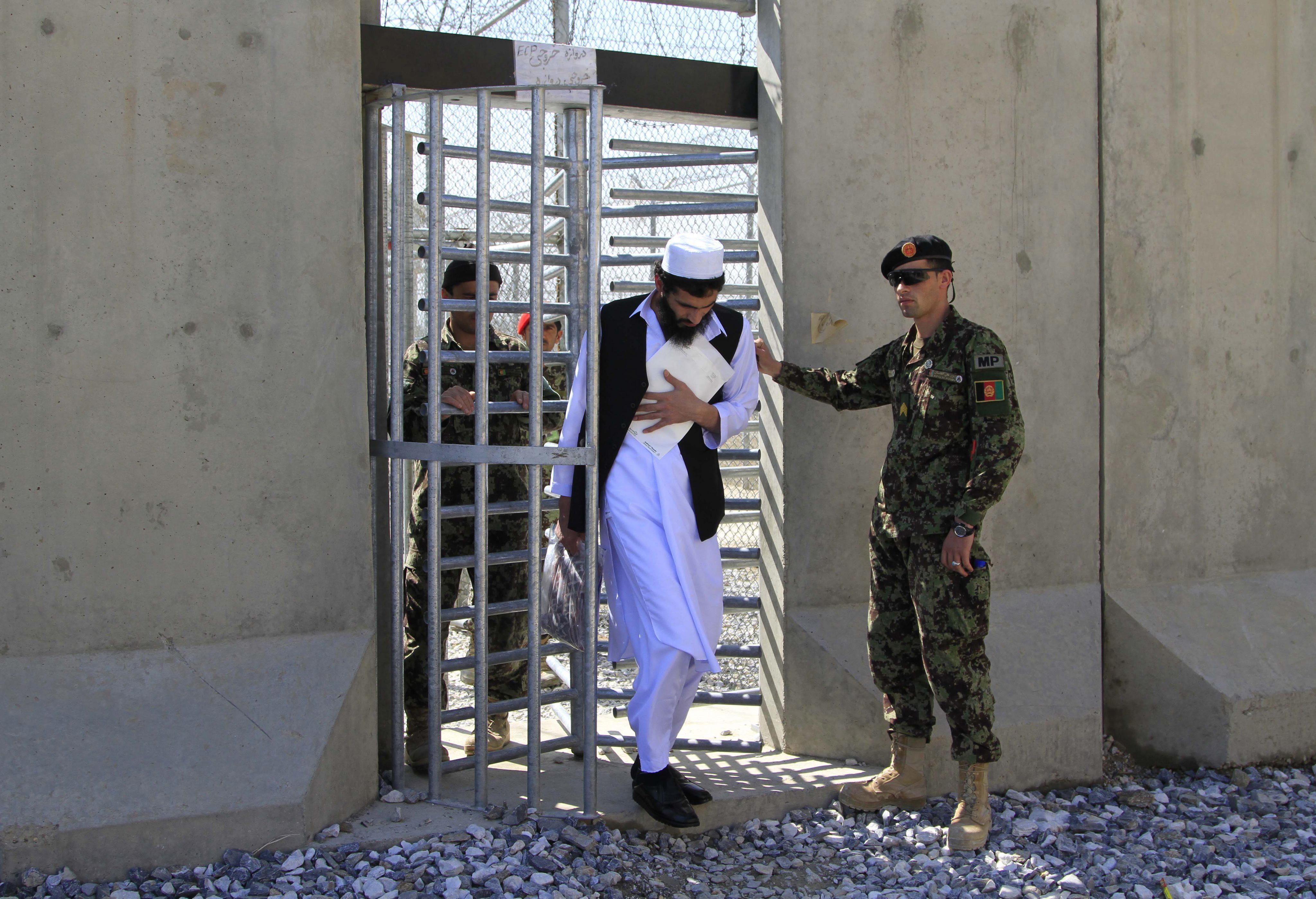 Estados Unidos entrega a Mauritania a un colaborador de Bin Laden