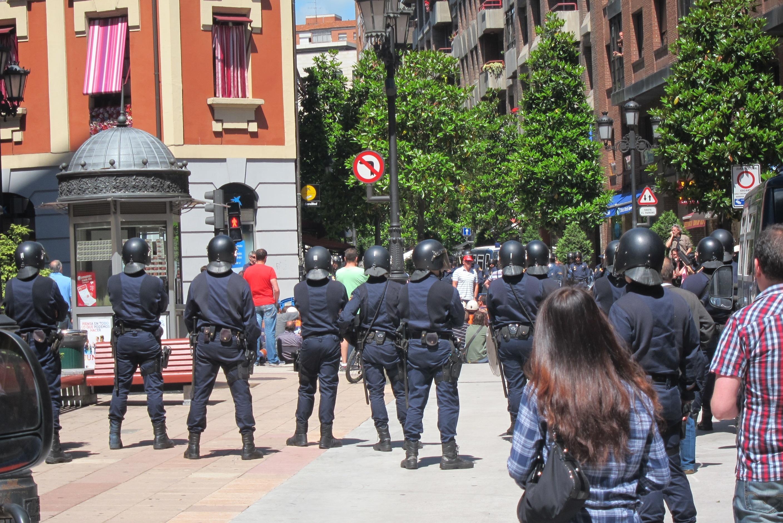 España mantiene desde 2010 el nivel »Alto-Alto» de alerta antiterrorista que significa «riesgo probable de atentado»