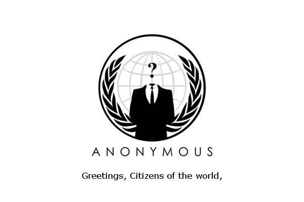 Anonymous amenaza a Erdogan por la represión de las protestas por Taksim