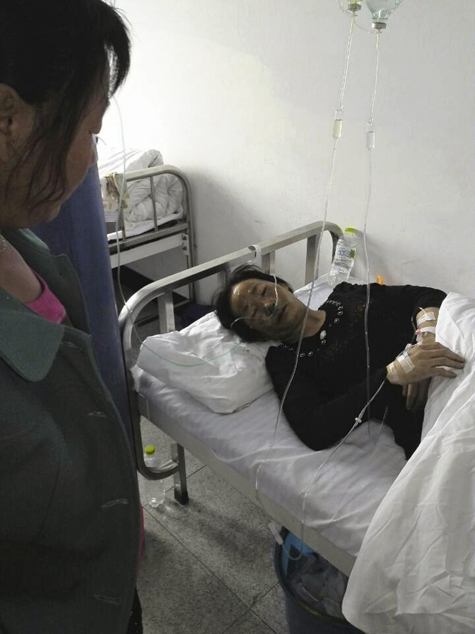 Aumentan a 112 los muertos en el incendio de un matadero avícola en China