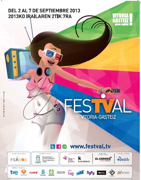 El FesTVal de Vitoria se celebrará del 2 al 7 de septiembre con el optimismo como lema