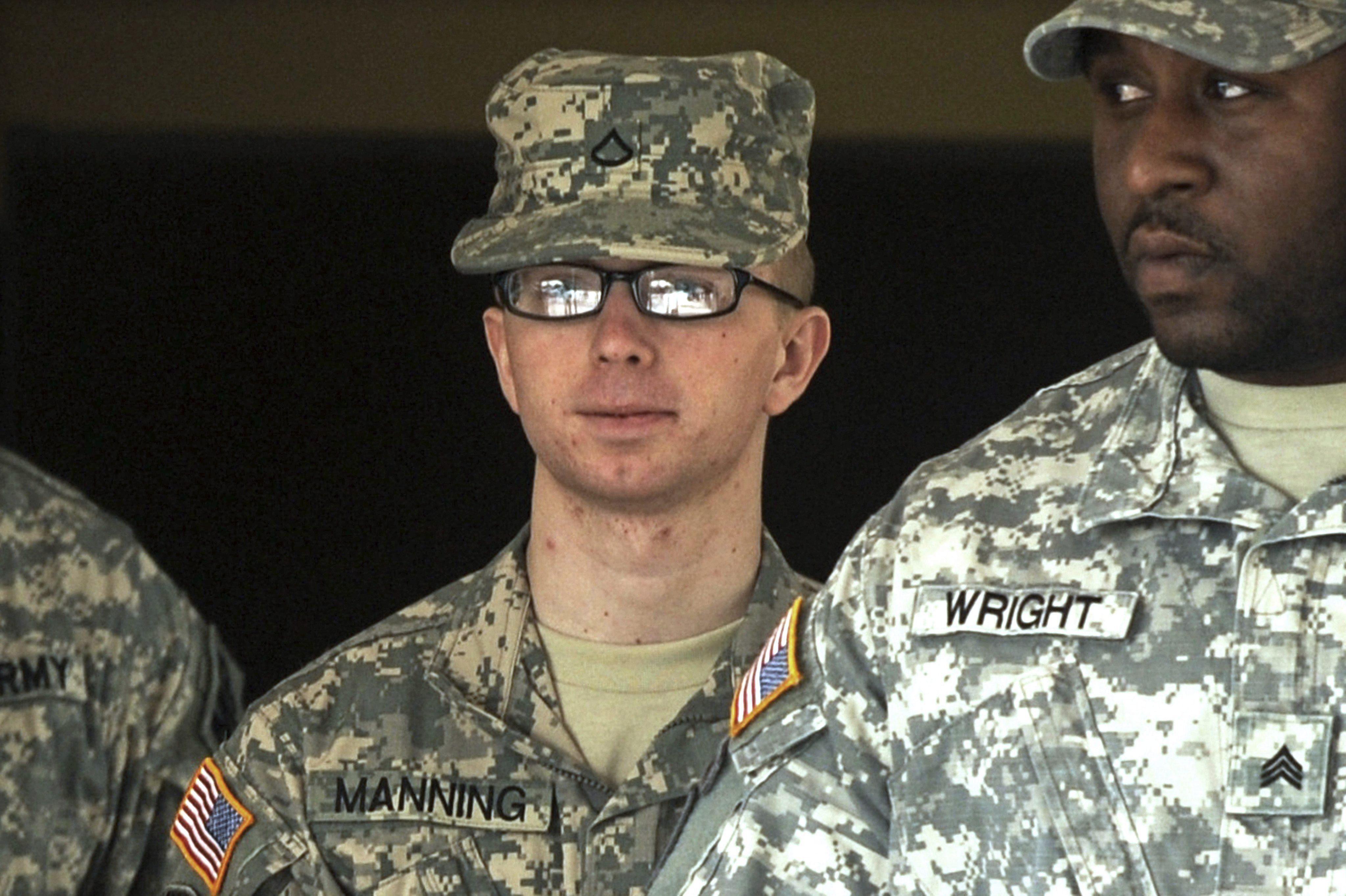 Comienza el juicio contra Bradley Manning, acusado de la filtración a Wikileaks