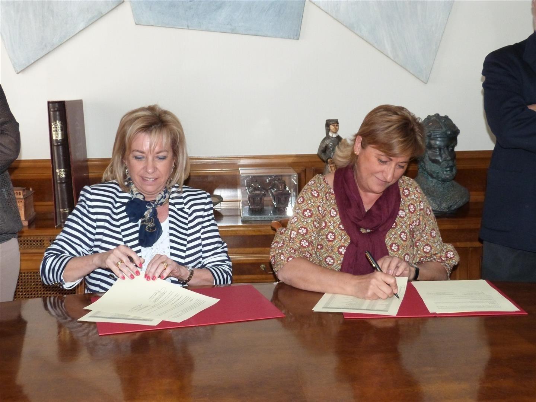 DPT y Gobierno aragonés destinan 360.000 euros a obras de mejora y mantenimiento de colegios de la provincia
