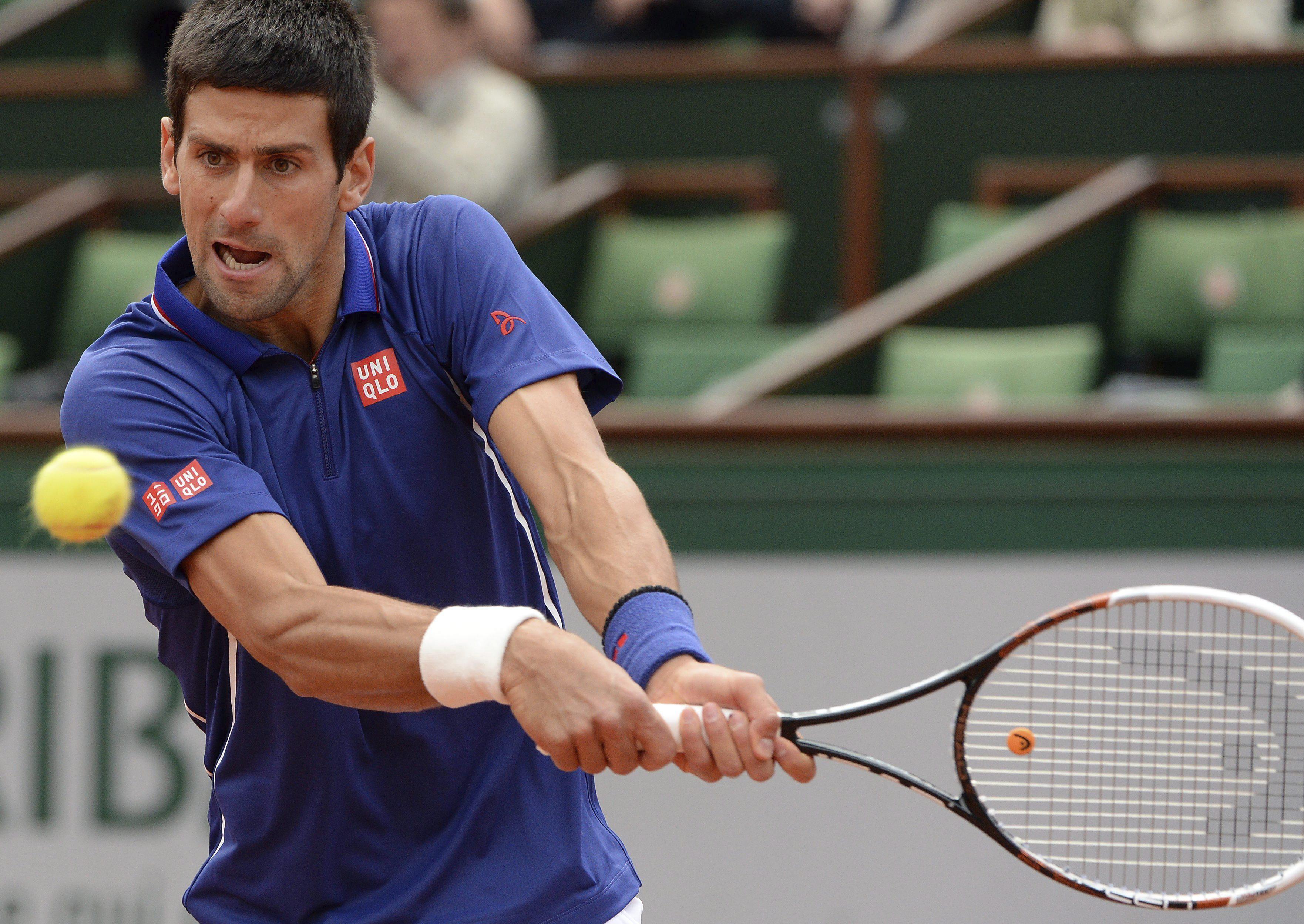 Djokovic supera a Kohlschreiber y se medirá en cuartos con Haas