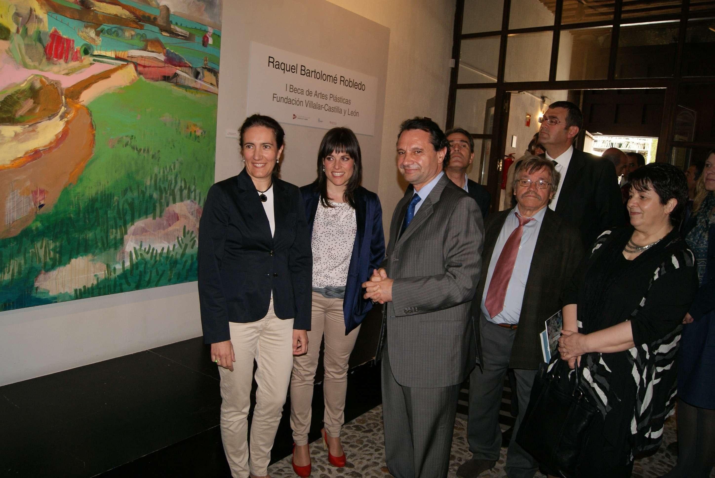 García Cirac ensalza la apuesta de la Fundación Villamar por los jóvenes de CyL y sus valores