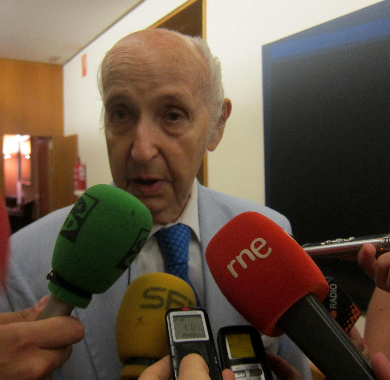 Grisolía ve «tan importante» el hecho de que los jóvenes investigadores salgan «como que vuelvan» a España