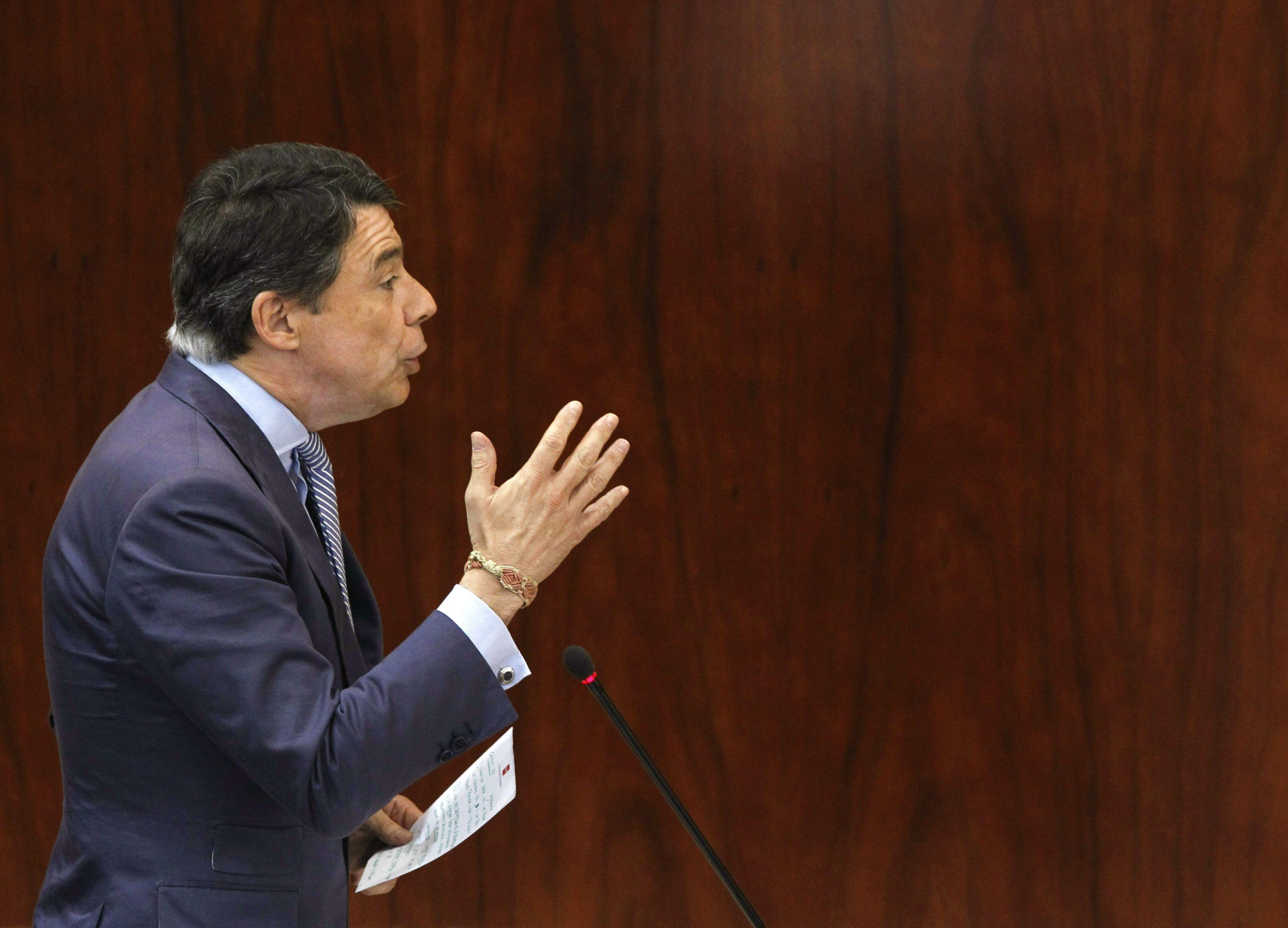 Ignacio González niega el pago de «sobresueldos» en el PP de Madrid