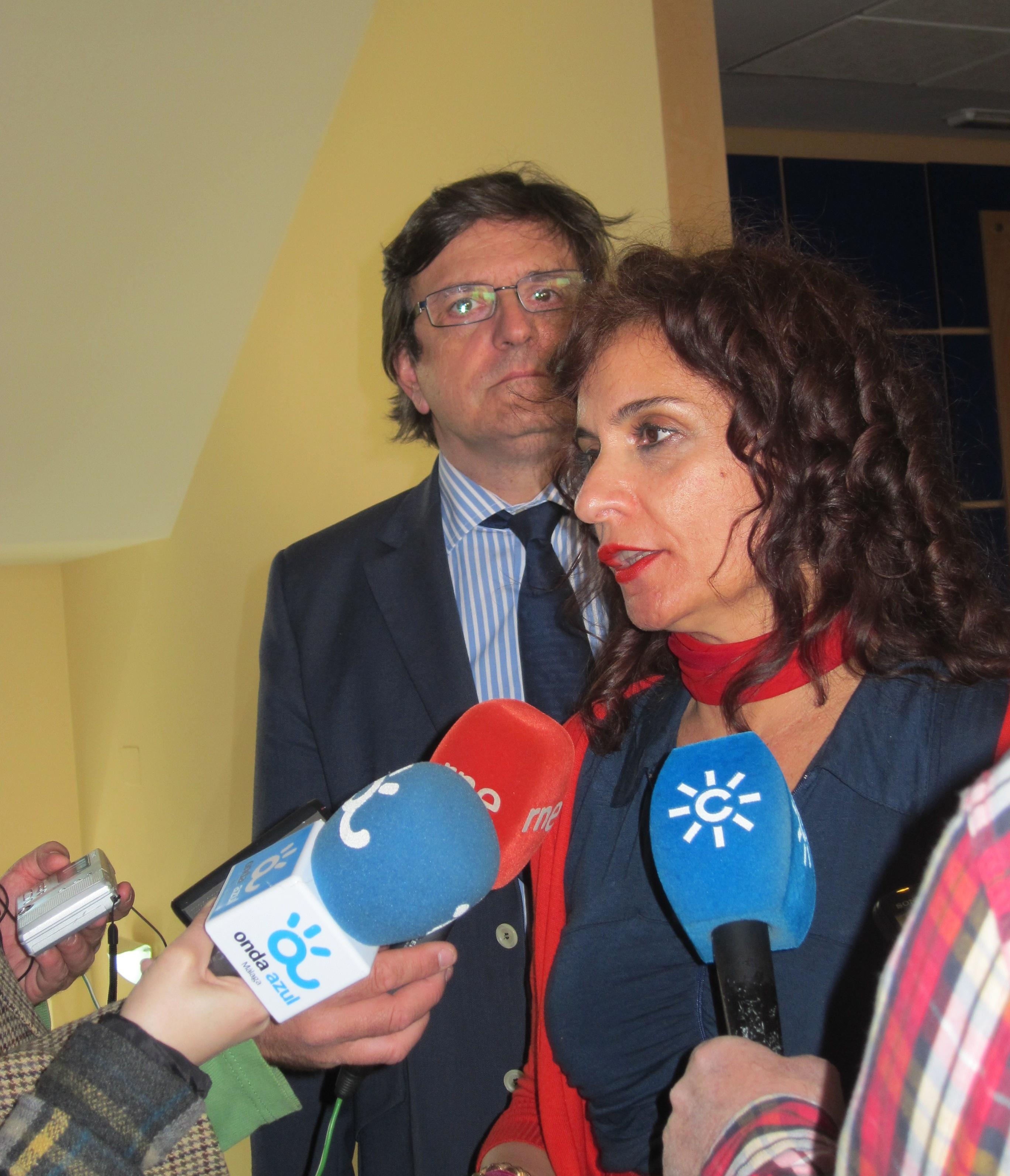 Montero asegura que el plan de garantía alimentaria se implantará de manera definitiva «a partir de octubre o noviembre»