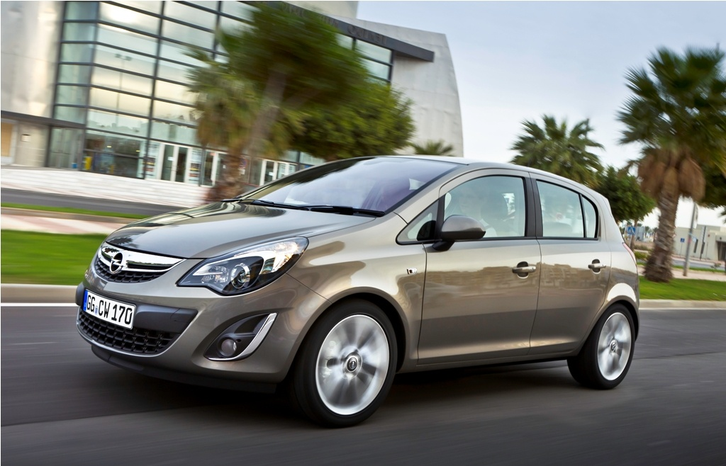 Opel lideró el mercado automovilístico en mayo y el Corsa fue el modelo más vendido