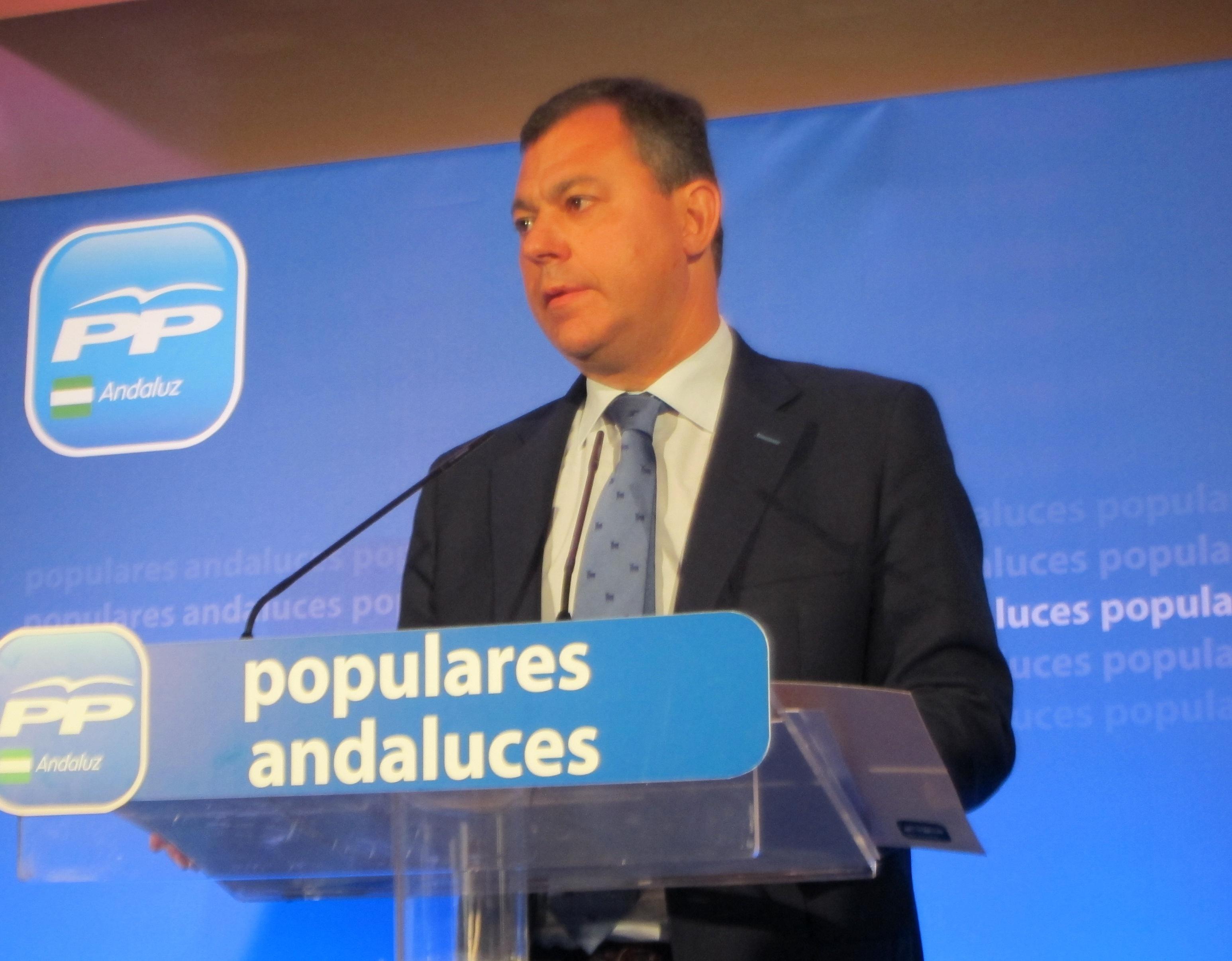 PP-A avisa a Ávila de que el Gobierno ha invertido en 2012 un 18,6% en Andalucía, un 0,8% más de lo que fija el Estatuto