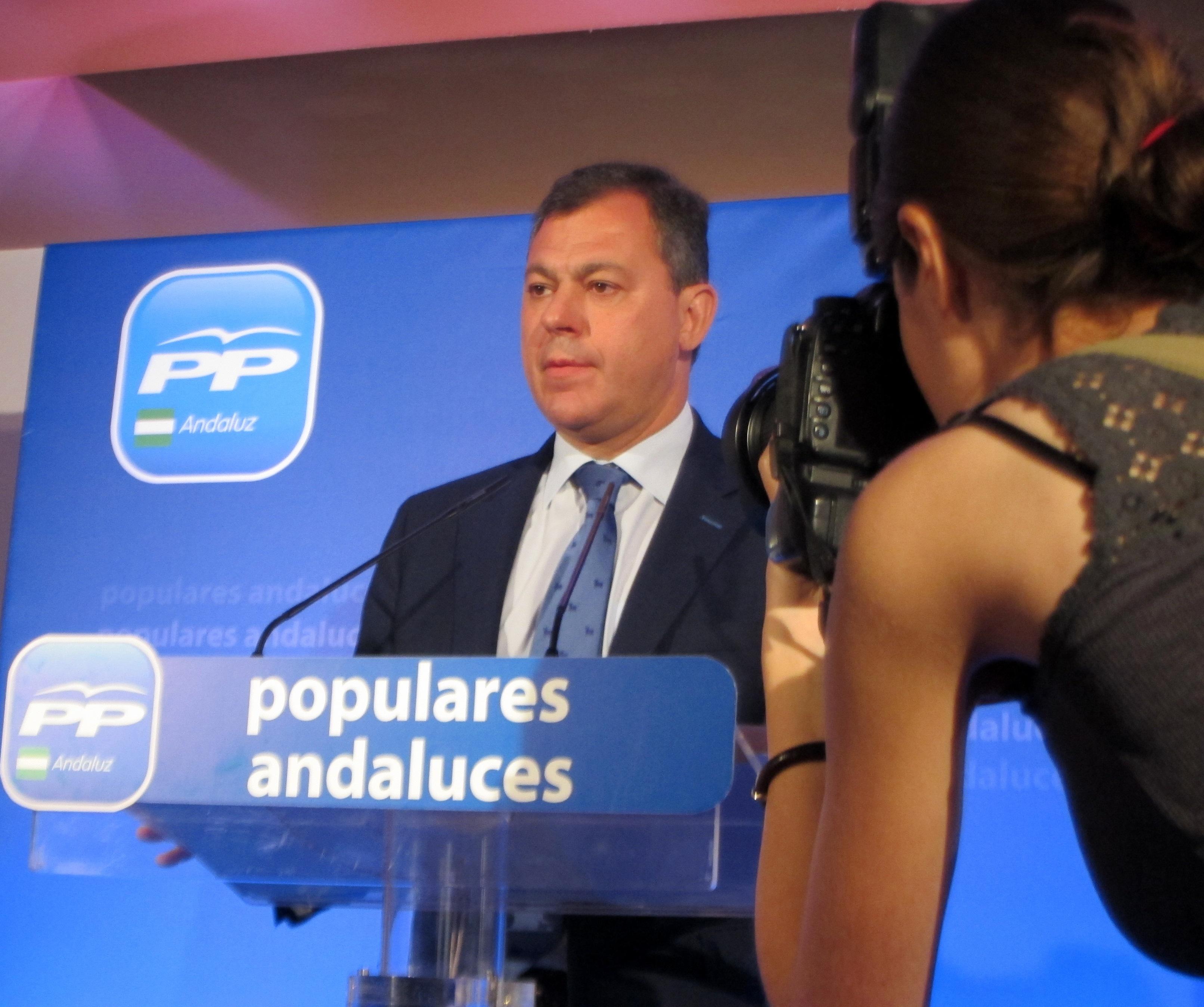 PP-A abandona temporalmente el Pacto por Andalucía ante la aprobación de la Ley de Transparencia «sin consultarle»