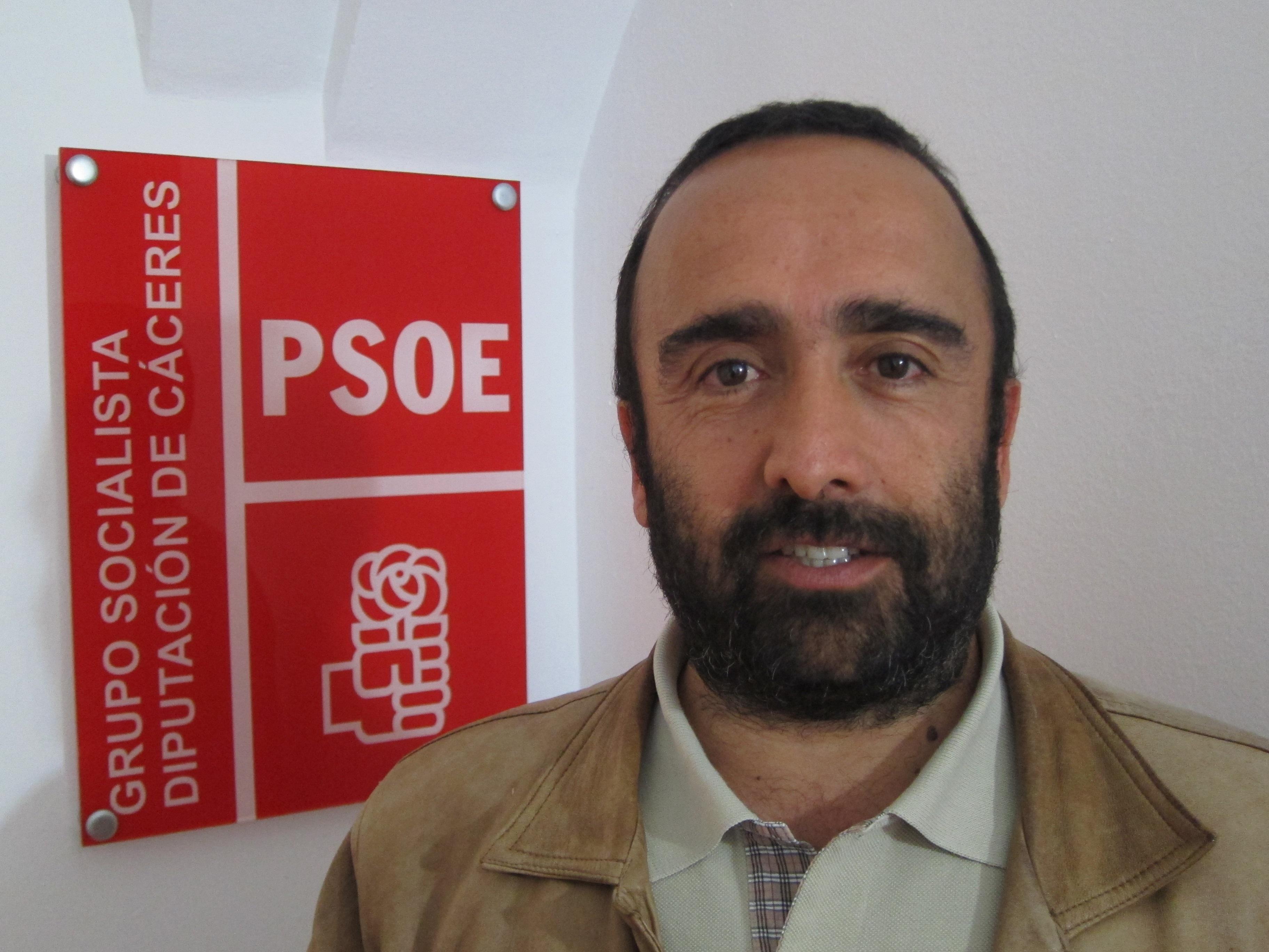 La nueva agrupación del PSOE de Plasencia (Cáceres) estará constituida finalmente en julio