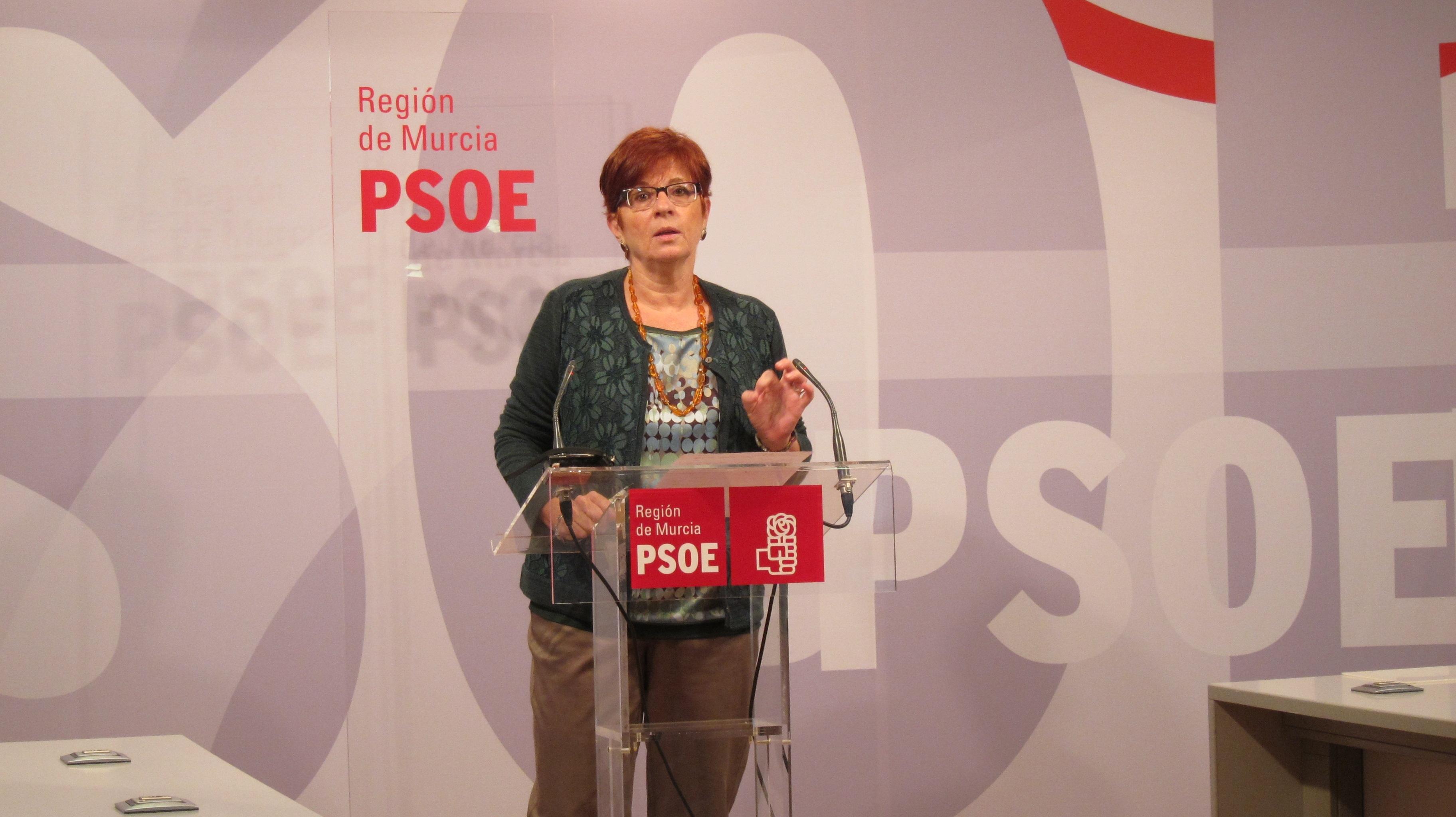 El PSOE afirma que este año «asistimos al Debate del Estado de la Región de un ciclo político agotado»