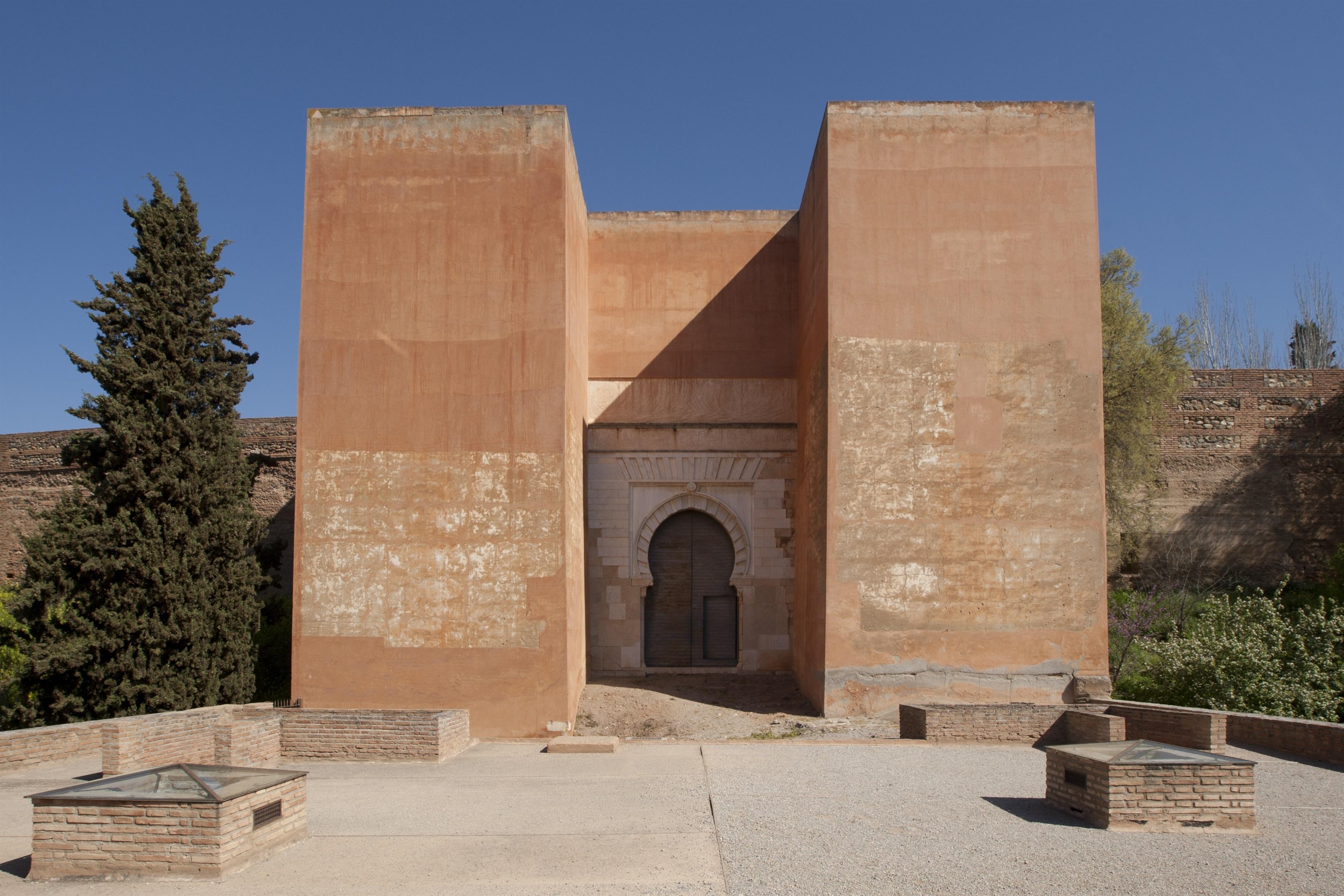 La Puerta de los Siete Suelos de la Alhambra, abierta excepcionalmente al público durante junio