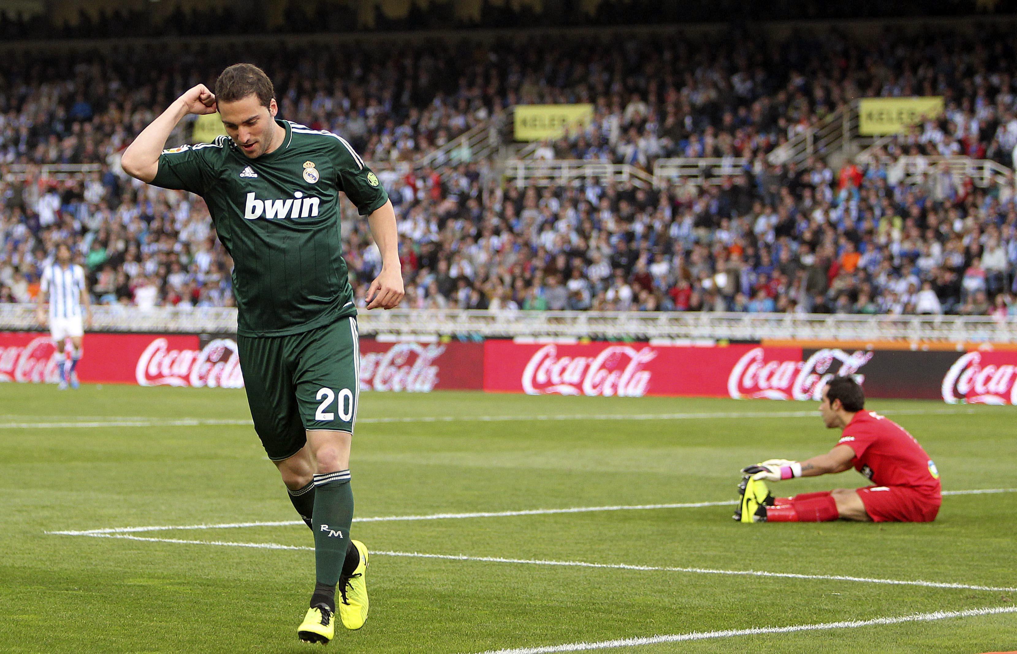 La Juve hará una nueva oferta por Higuaín el 9 de junio