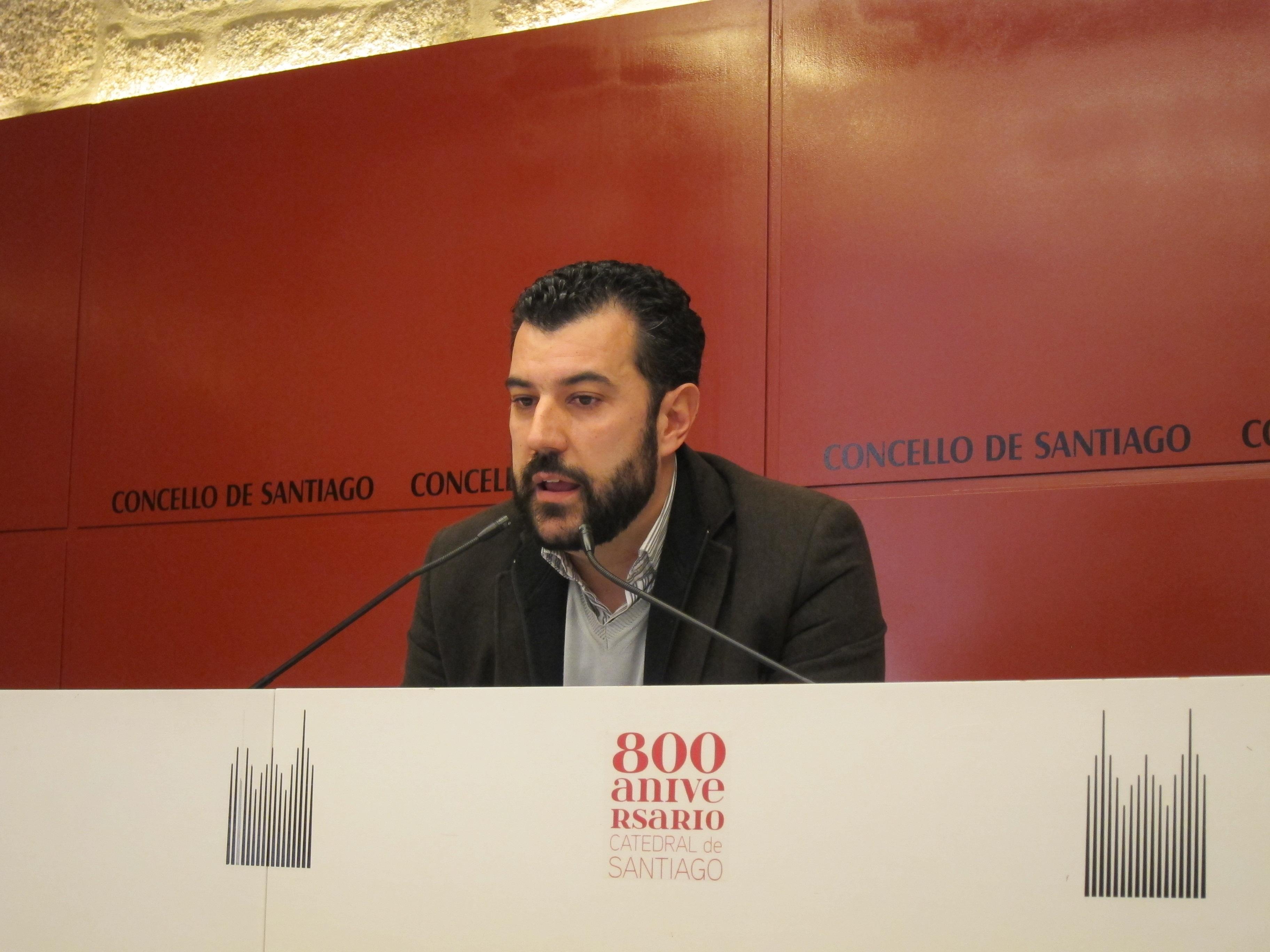 El concejal de Santiago Francisco Noya dice que no hay «nada que temer» por la declaración de Juan de la Fuente
