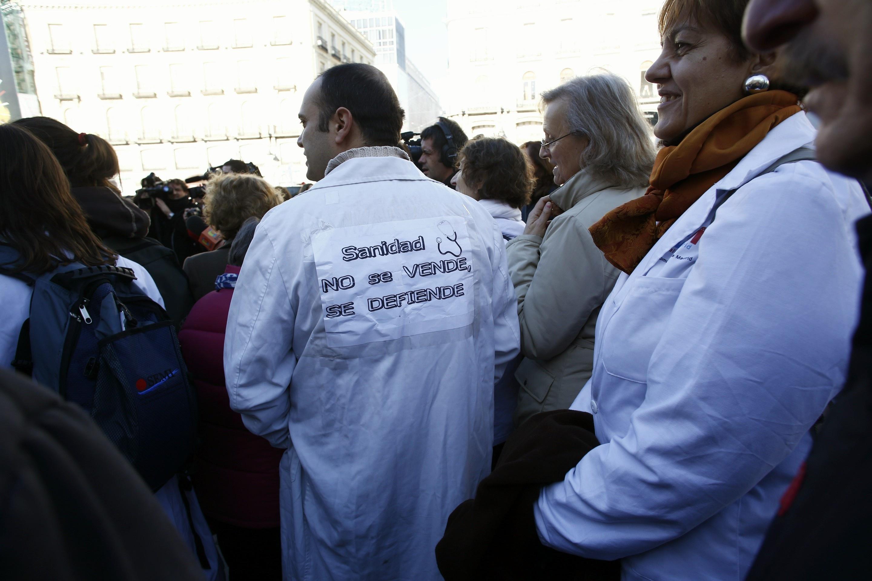 Sindicatos convocan este martes la quinta y última jornada de huelga sanitaria que tendrá un carácter solidario