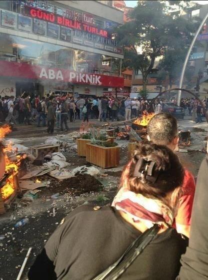 Turquía investiga una posible ingerencia extranjera en las protestas