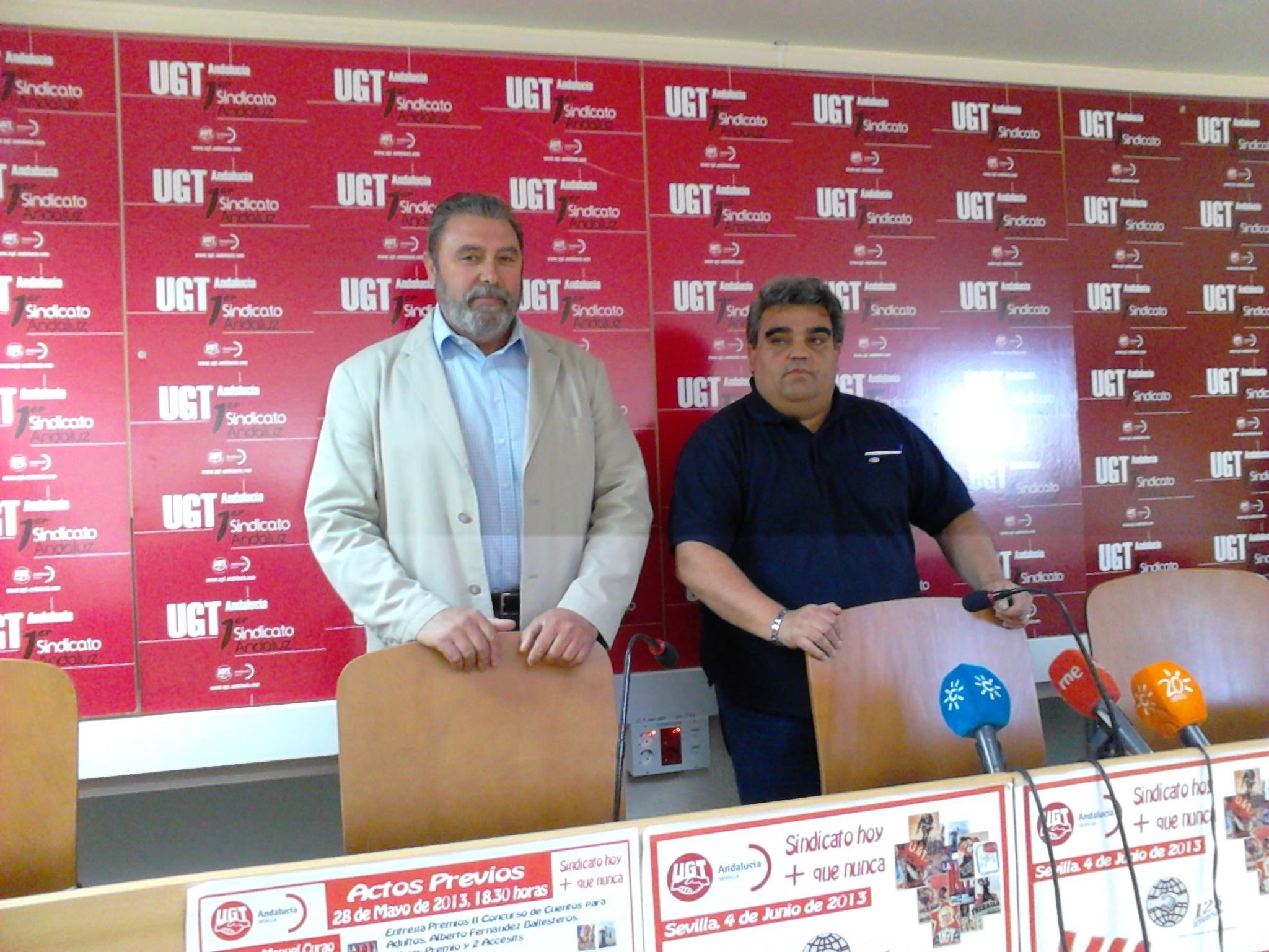 UGT celebra este martes su congreso ordinario con la única candidatura del exalcalde socialista de Palomares