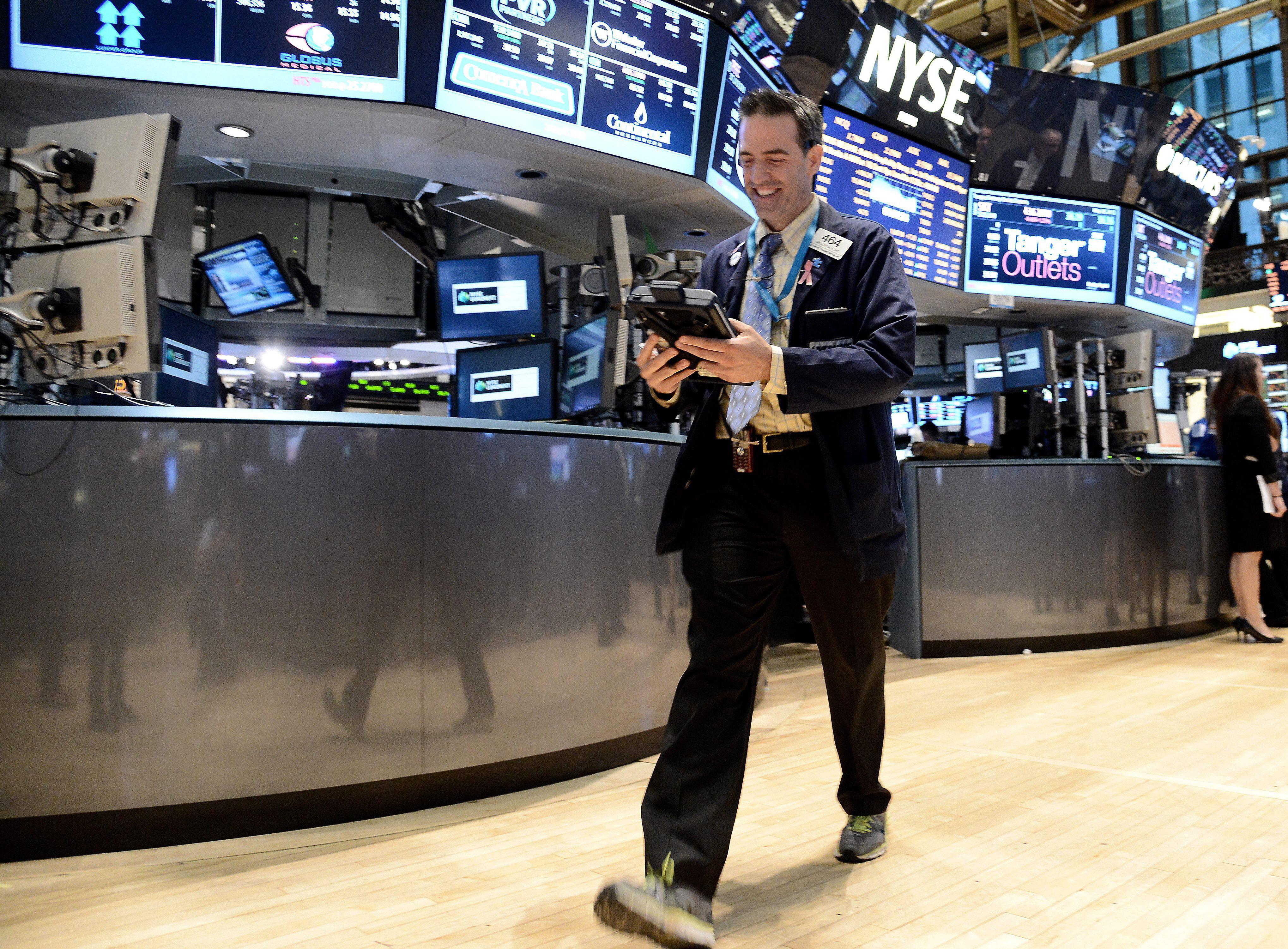 Wall Street sube el 0,32 por ciento en la apertura