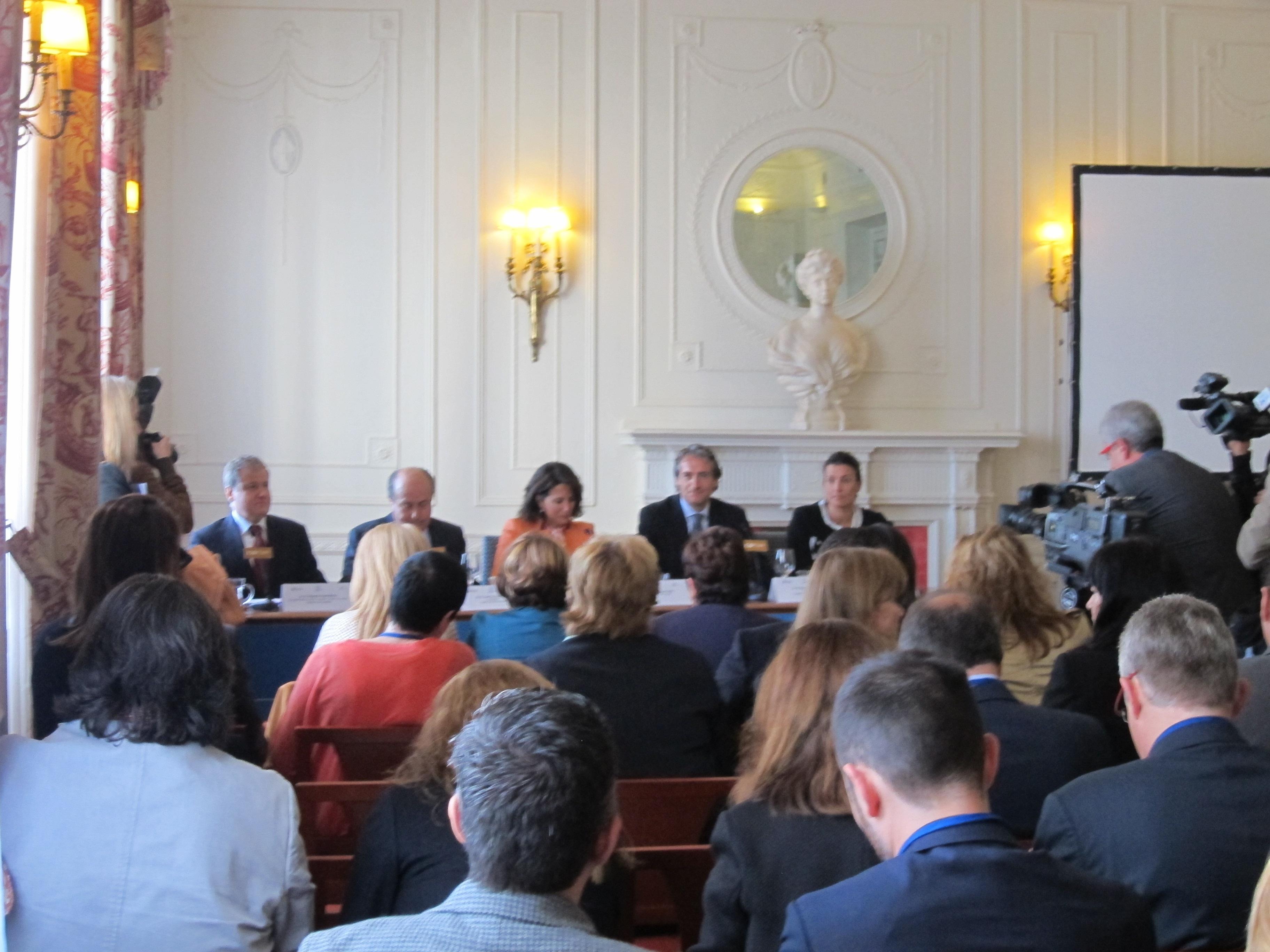 El turismo de congresos incrementa su impacto económico un 1,7% en 2012 y llega a los 5.110 millones