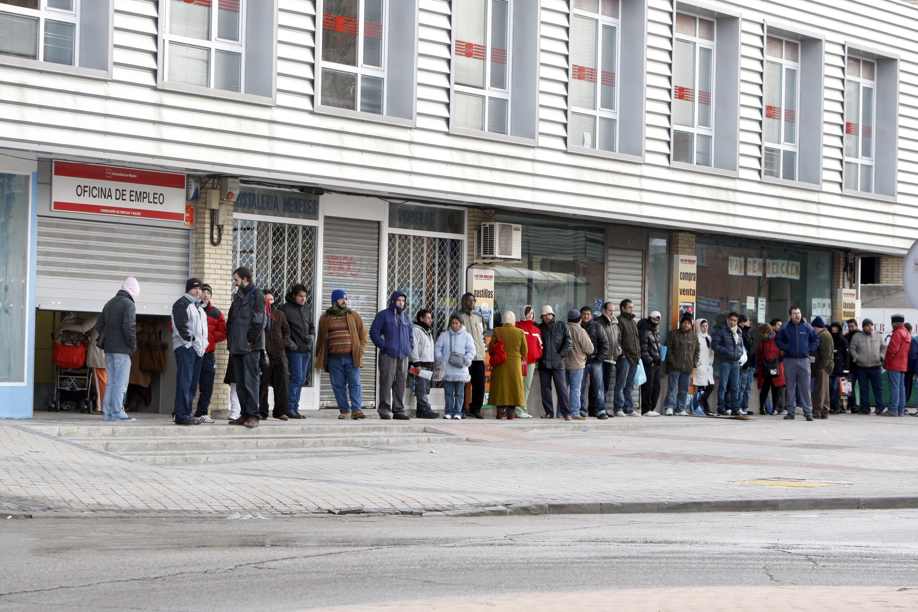 El desempleo de largo plazo se convierte en un problema alarmante en Europa