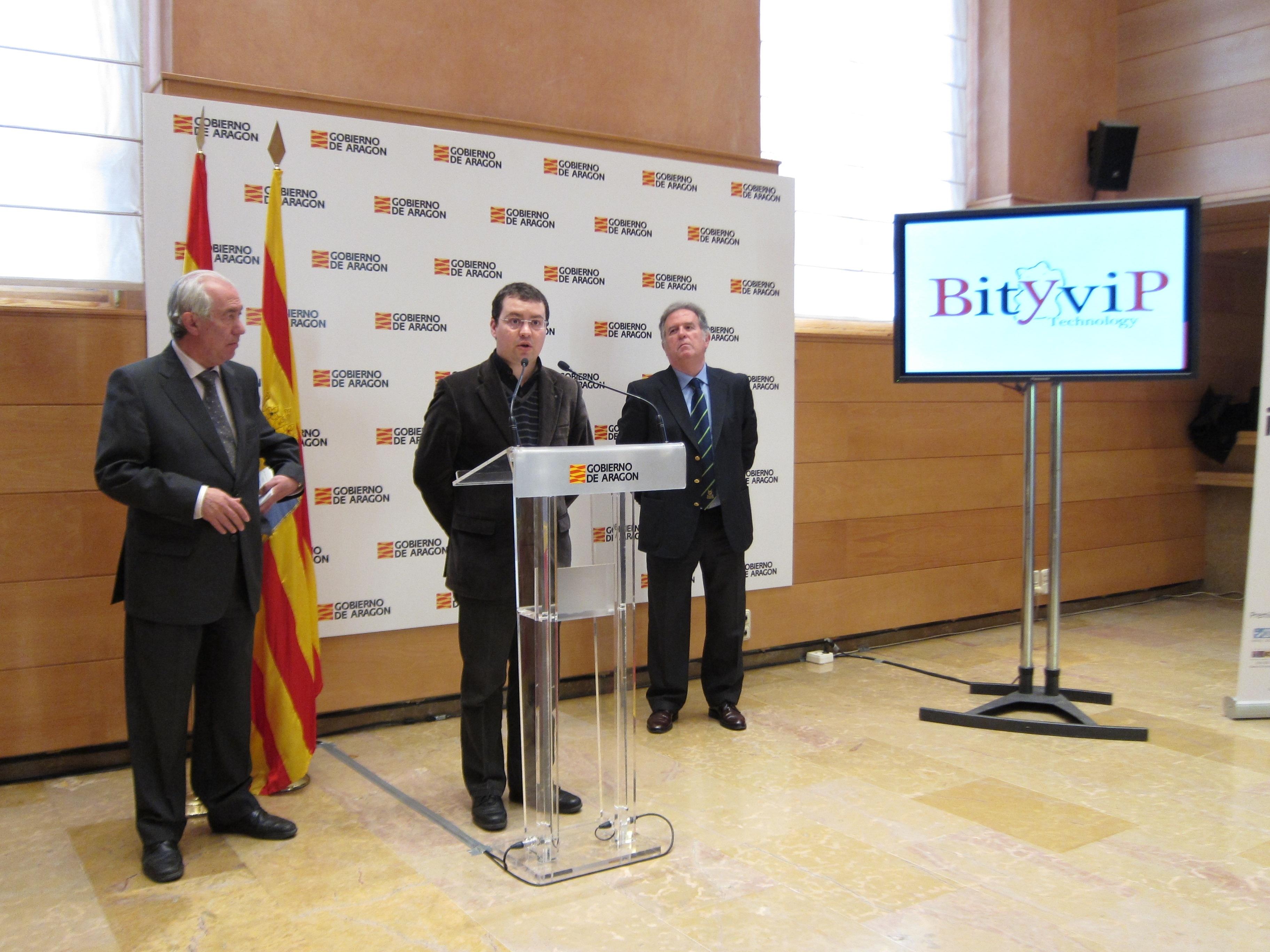 La empresa tecnológica aragonesa Bityvip ampliará su plantilla hasta alcanzar los 50 trabajadores en diciembre