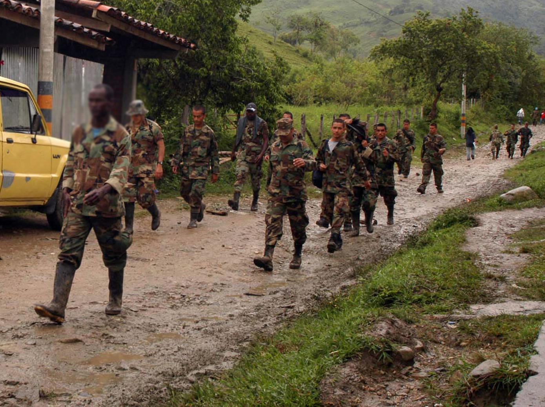 Las FARC niegan que estén en su poder los dos españoles secuestrados en Colombia