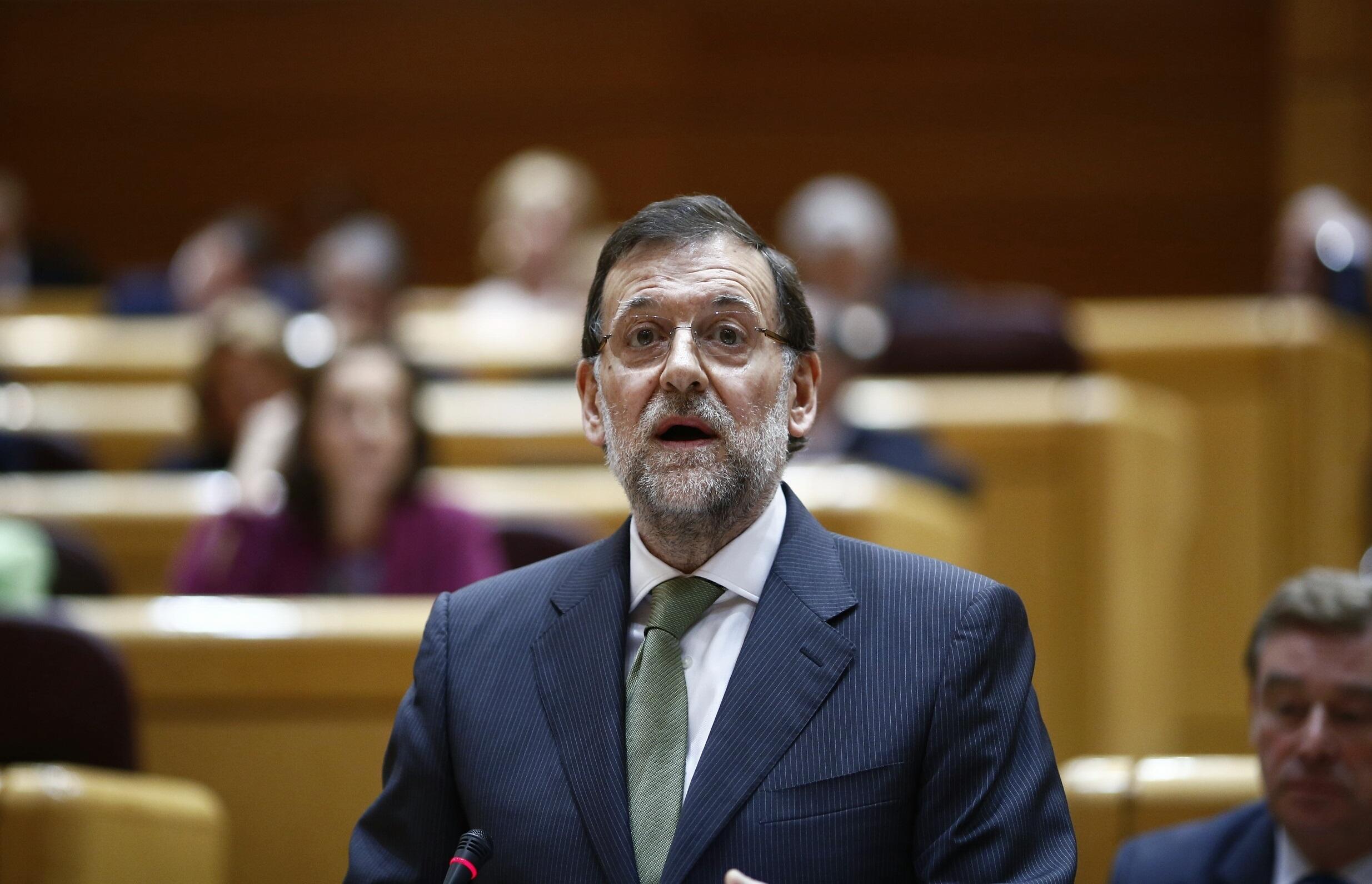 Rajoy explicará a los senadores del PP la agenda de reformas del Gobierno