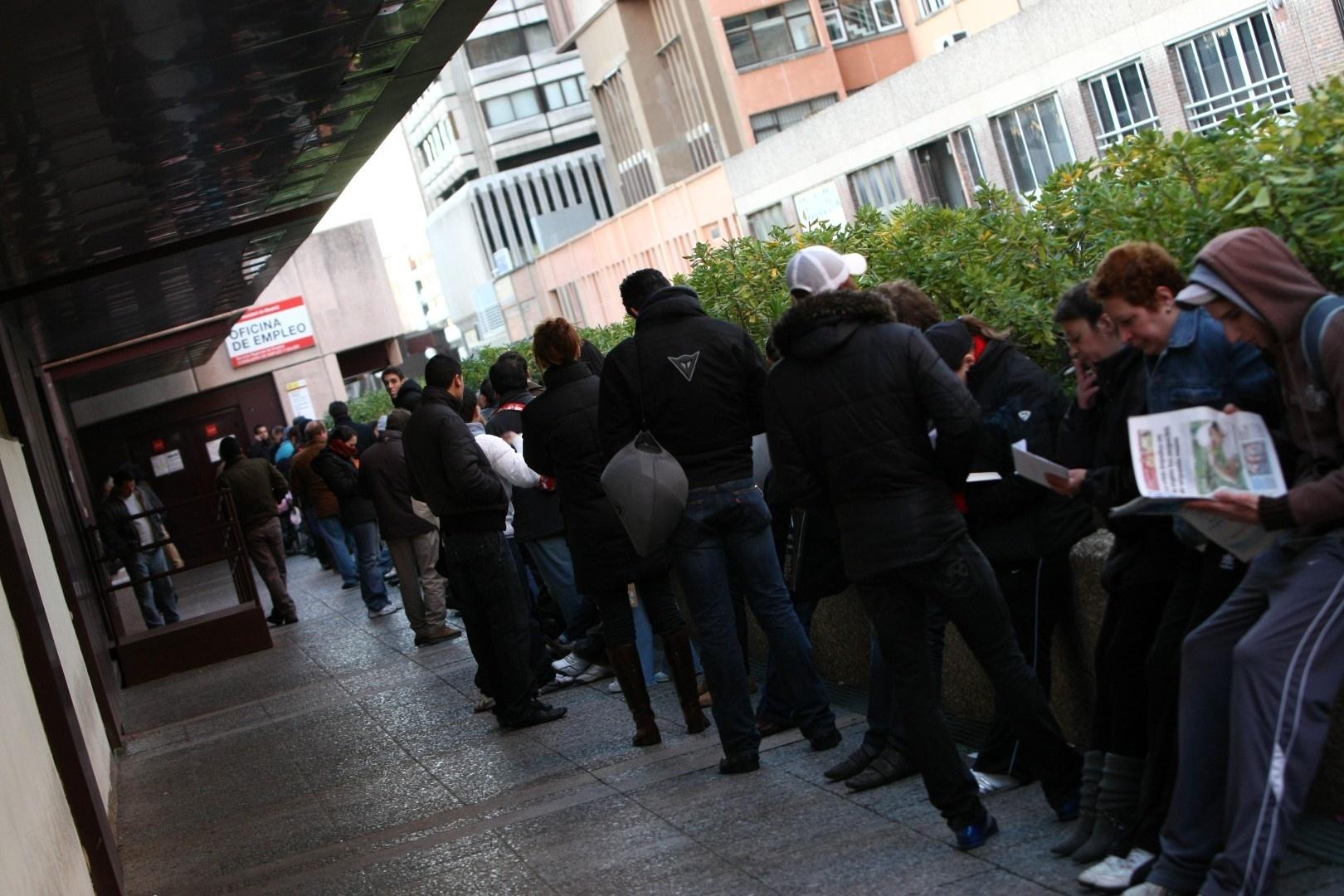 El paro baja en la Comunidad de Madrid en 8.470 personas en mayo hasta los 560.560 desempleados