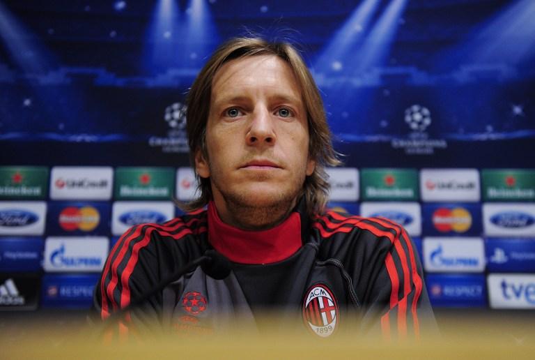 Ambrosini no renueva con el Milan y podría acabar en la Fiorentina