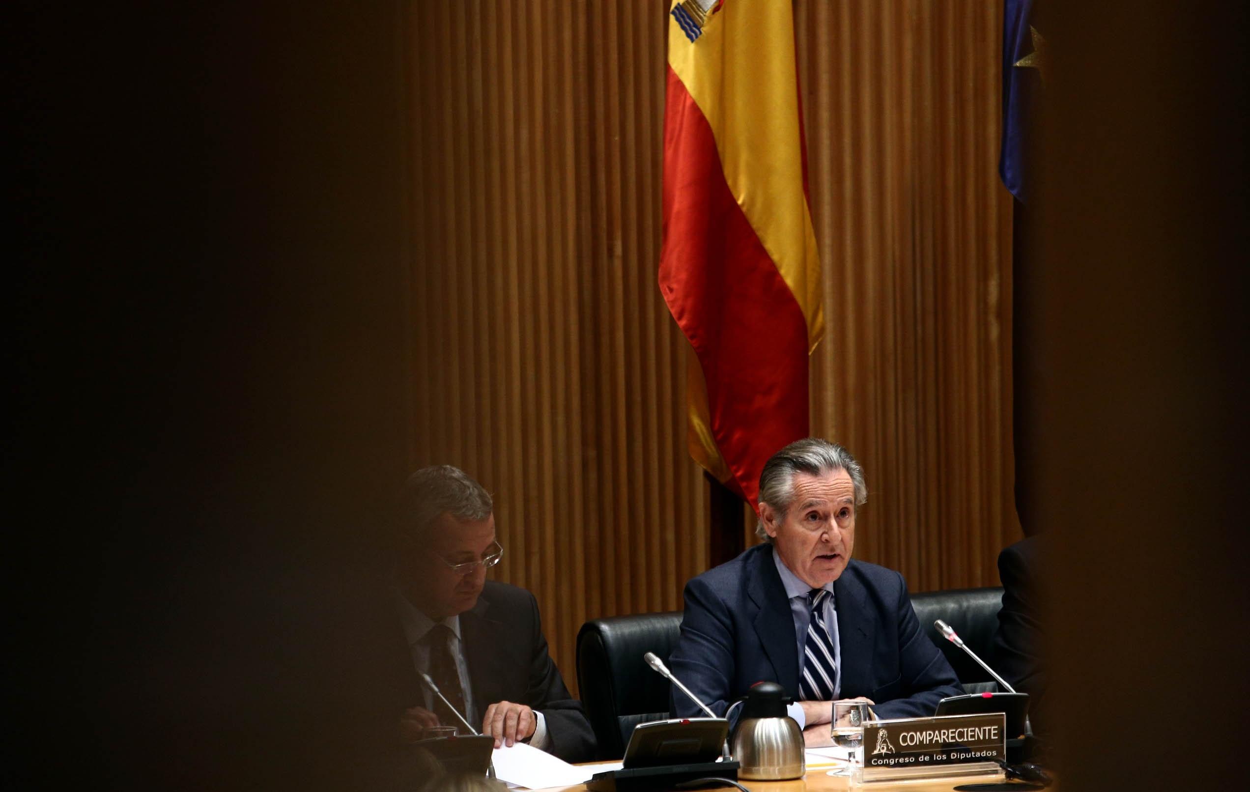 (Amp.) El juez Andreu investigará si Blesa participó en el diseño fraudulento de las preferentes