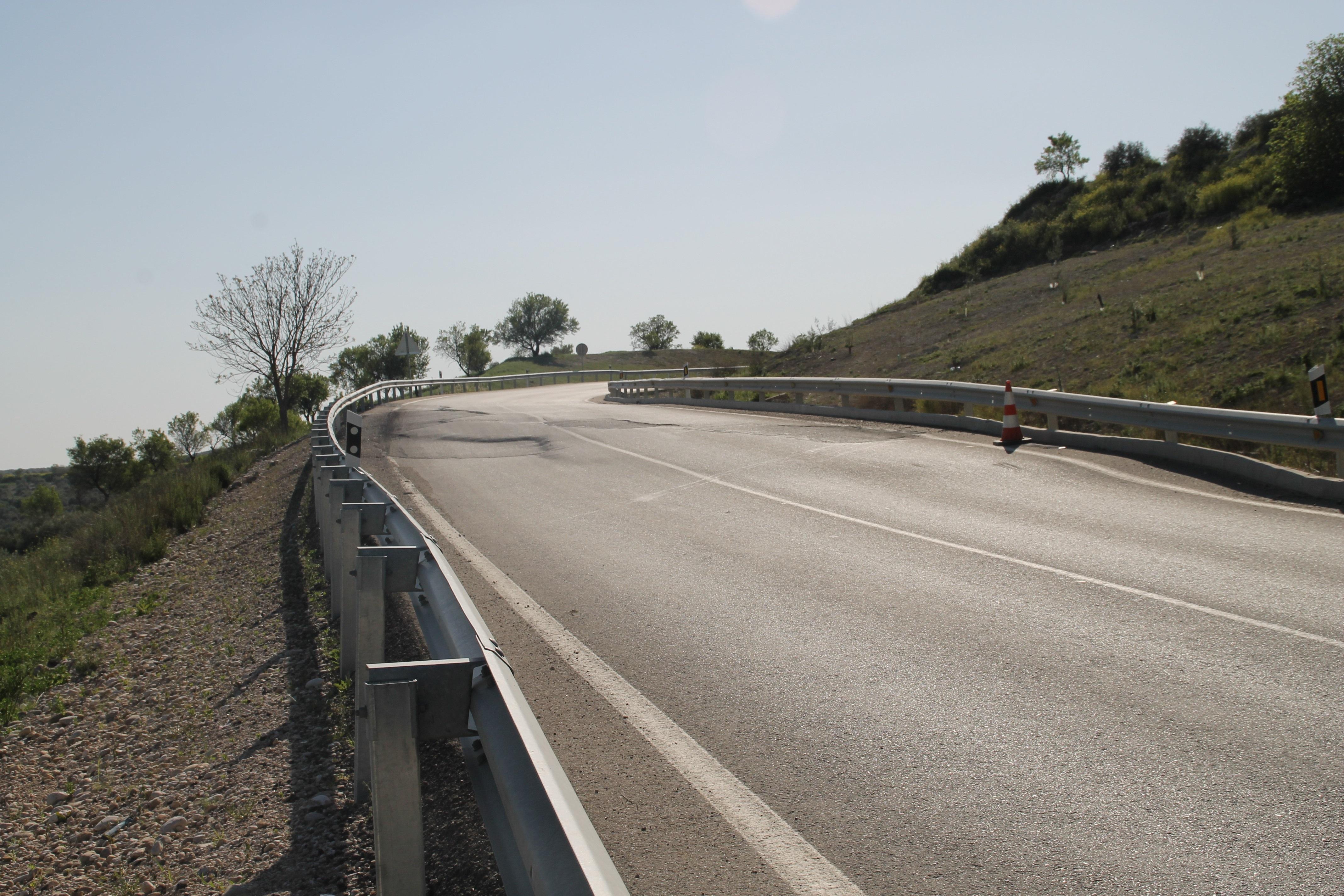 Avisan de que los logros conseguidos en seguridad vial pueden «verse truncados» si se descuidan las infraestructuras