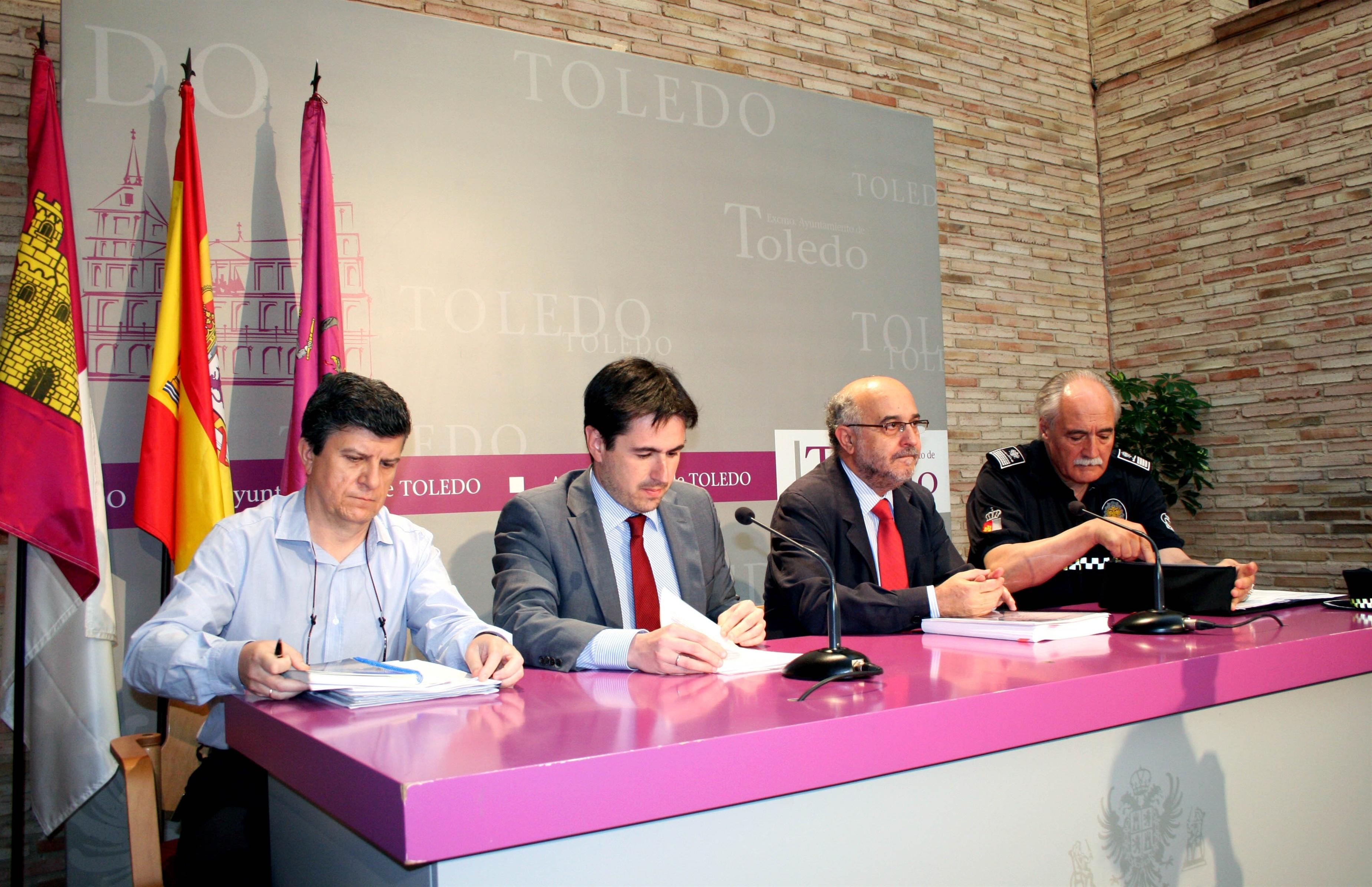 El Ayuntamiento de Toledo colaborará para aplicar el protocolo de la Junta contra la rabia canina
