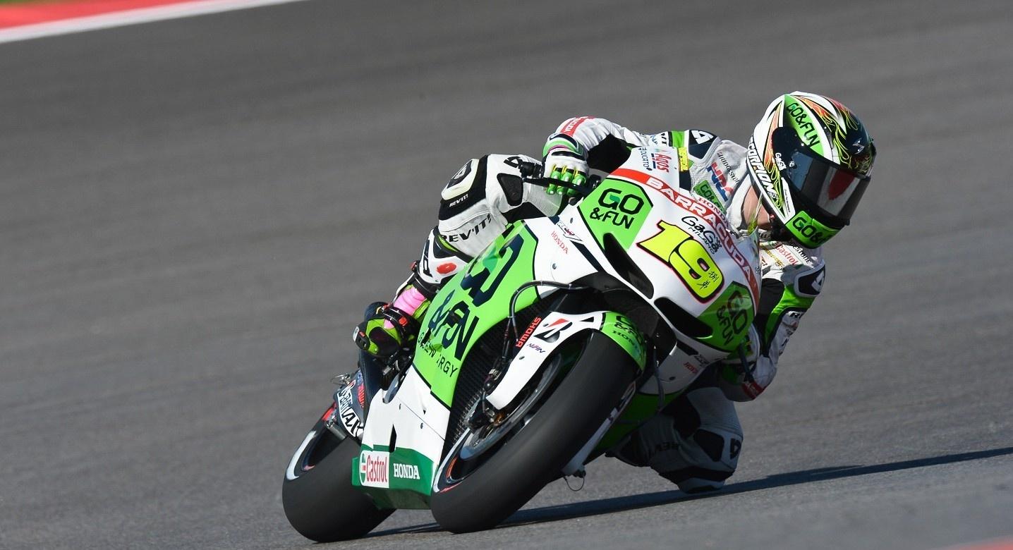 Bautista (Honda): «En Montmeló tendré la oportunidad de olvidar la colisión con Rossi»