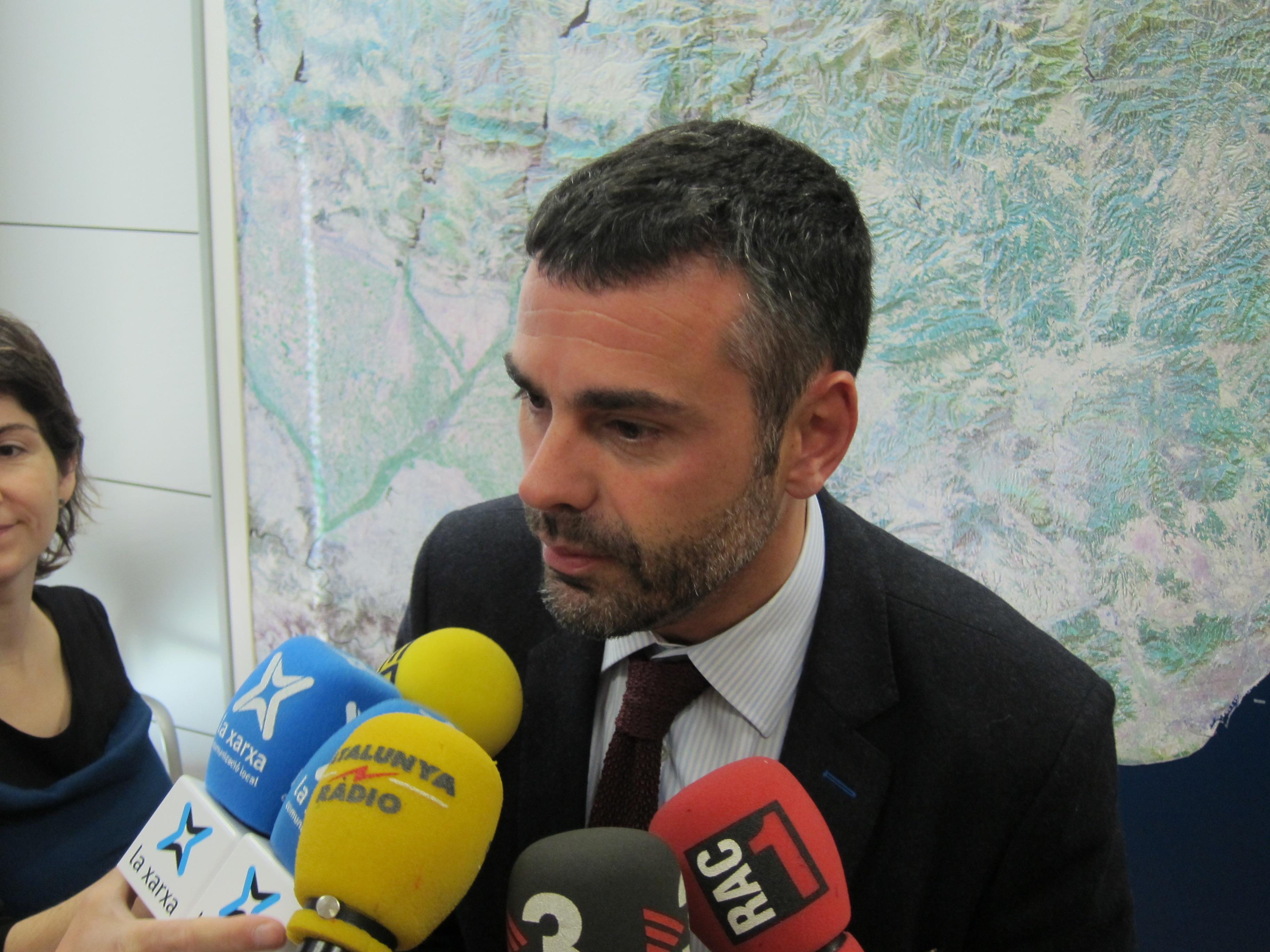 CUP se querella contra Santi Vila por presunta prevaricación y malversación cuando gobernaba Figueres