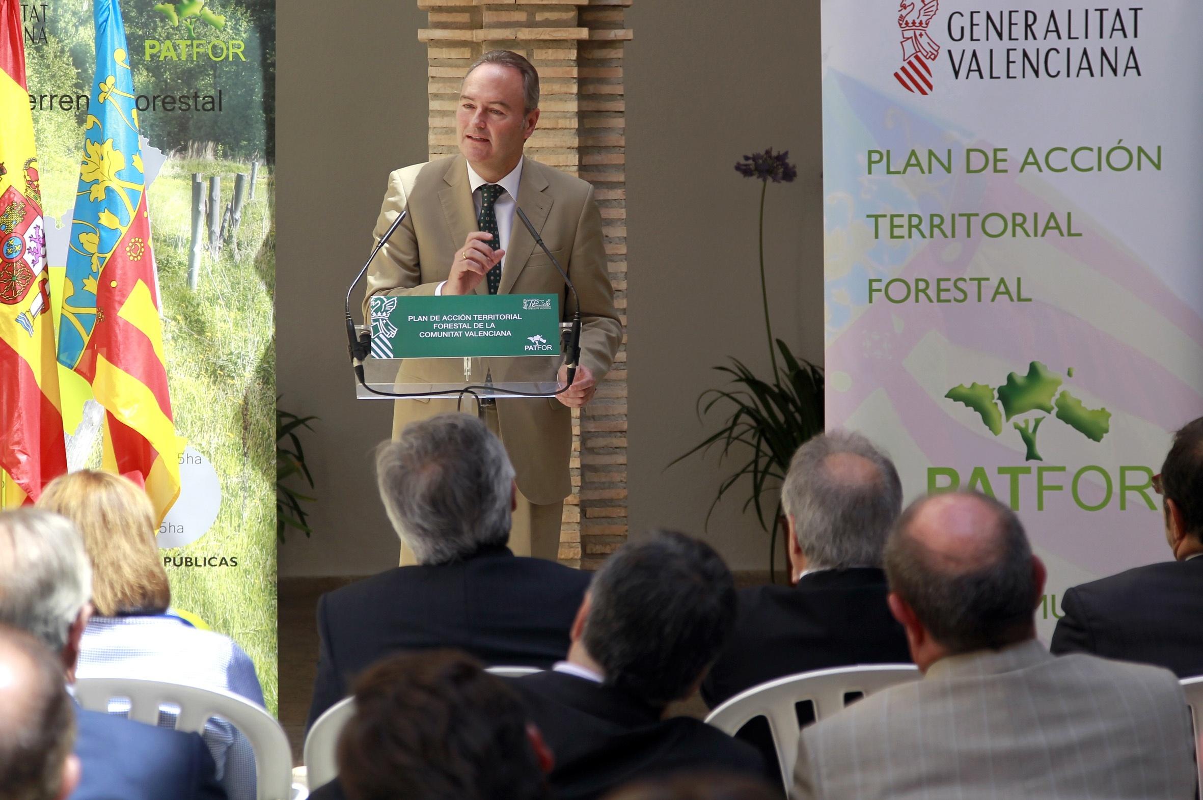Fabra apuesta por conjugar la rentabilidad del monte con su conservación a través del Plan de Acción Forestal