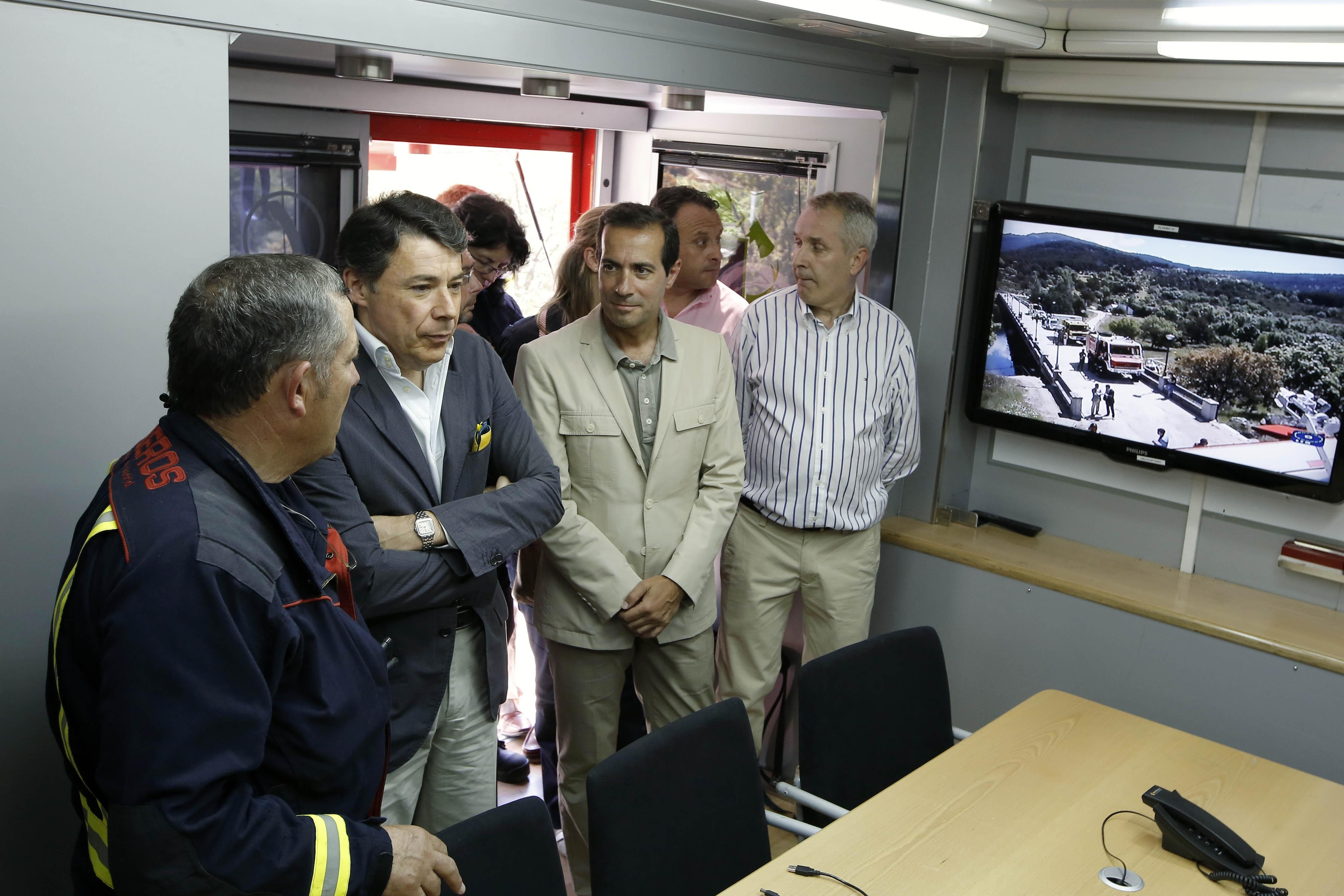 González dice que Madrid «liderará la salida de la crisis»