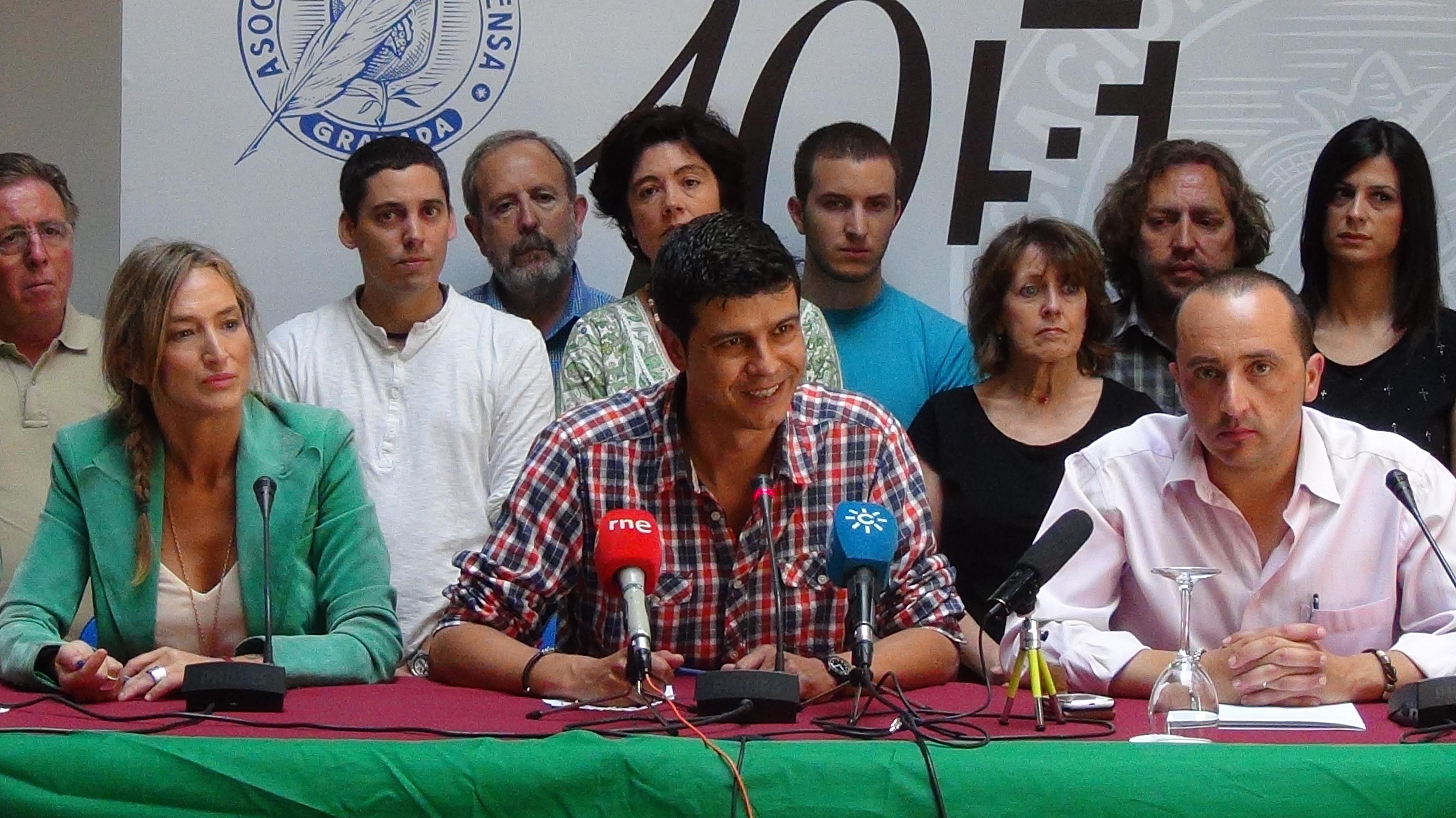 Izquierda Abierta se une a la candidatura del PCA y hace un llamamiento al CUT-BAI para que haya una lista única