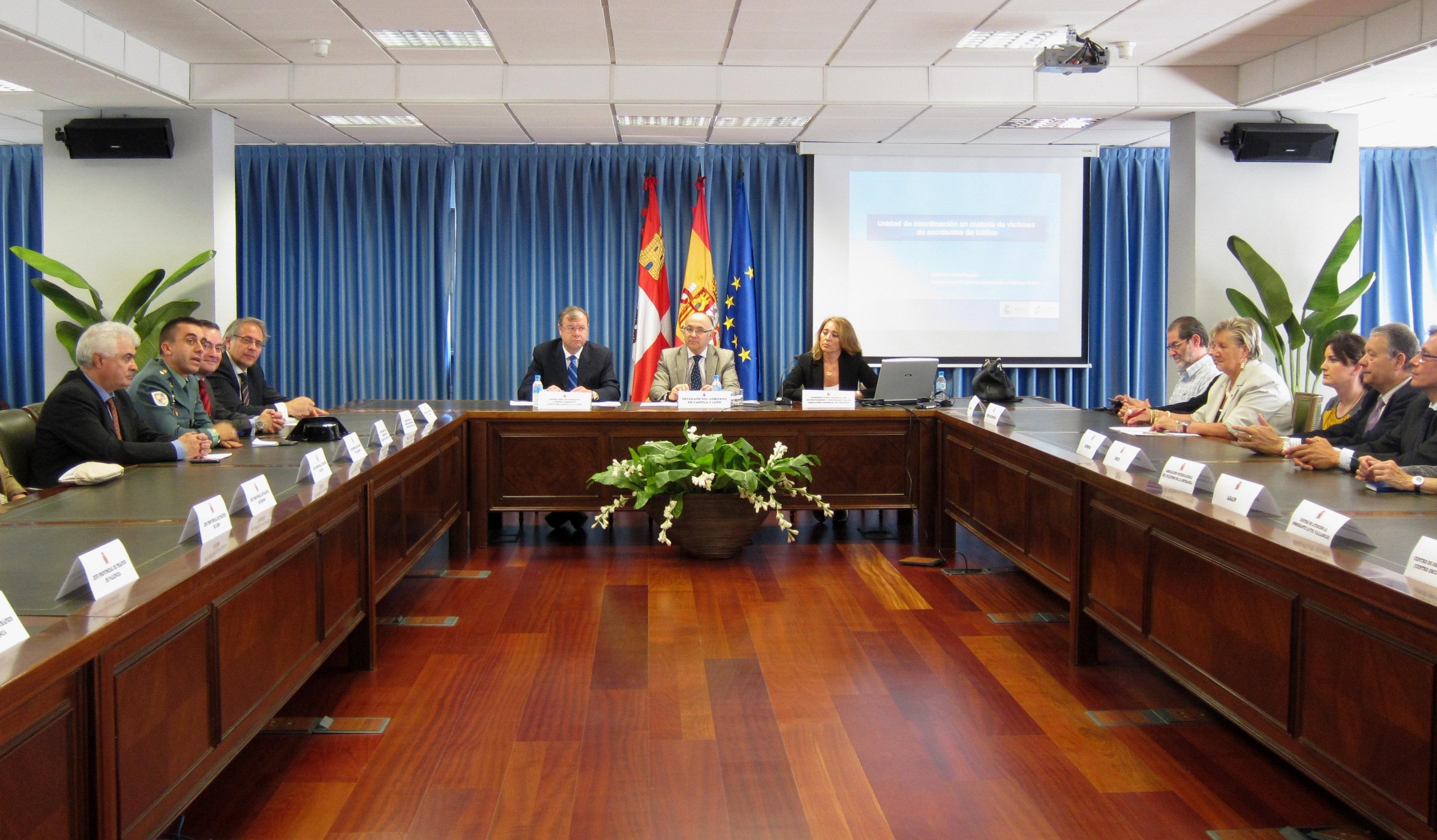 Junta y Gobierno central firmarán un convenio para la atención conjunta y coordinada a víctimas de accidentes de tráfico