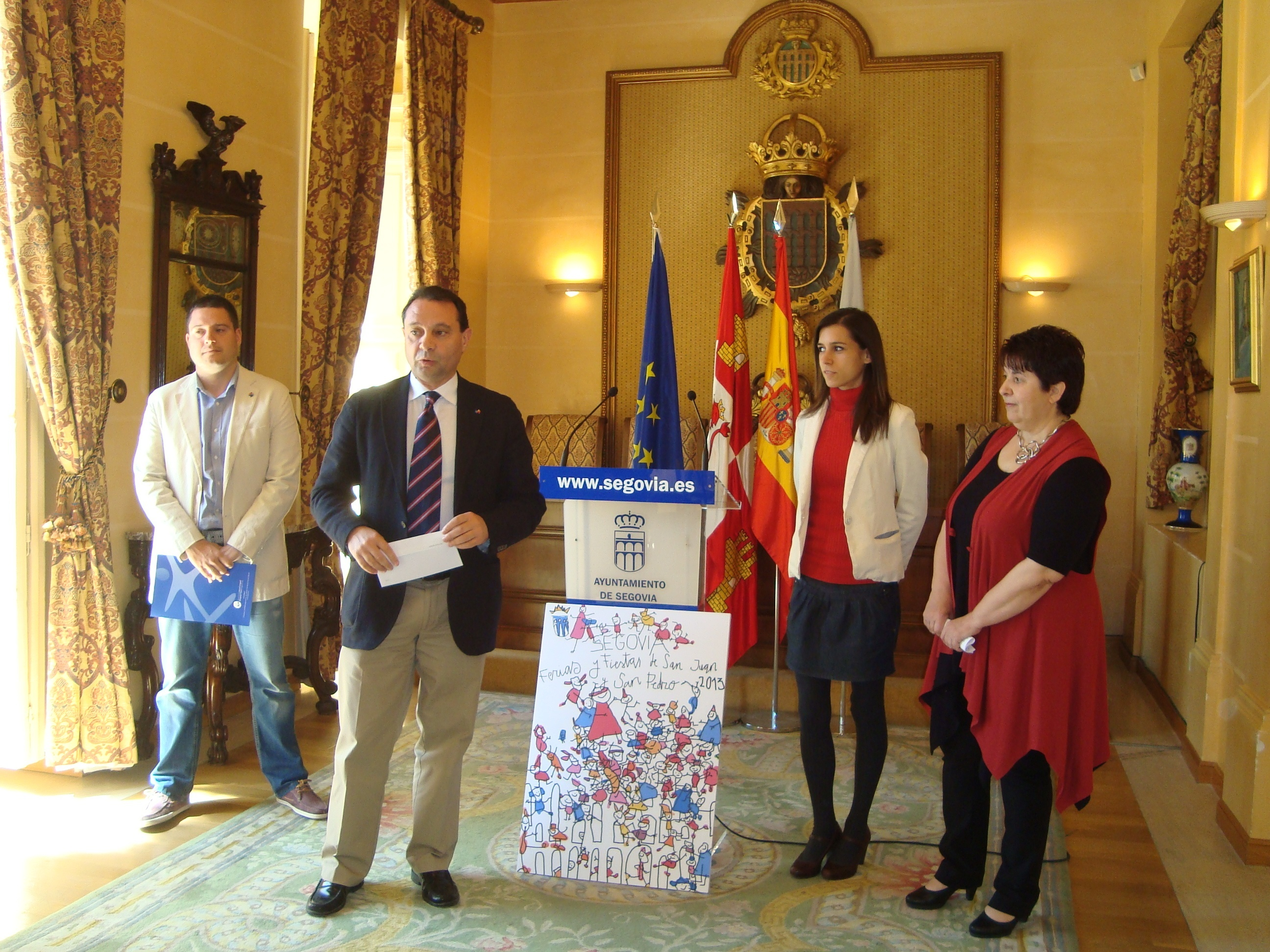 Mago de Oz, Love of Lesbian, Mojinos y el festival de humor »Territorios Ja!», en las Ferias y Fiestas de Segovia