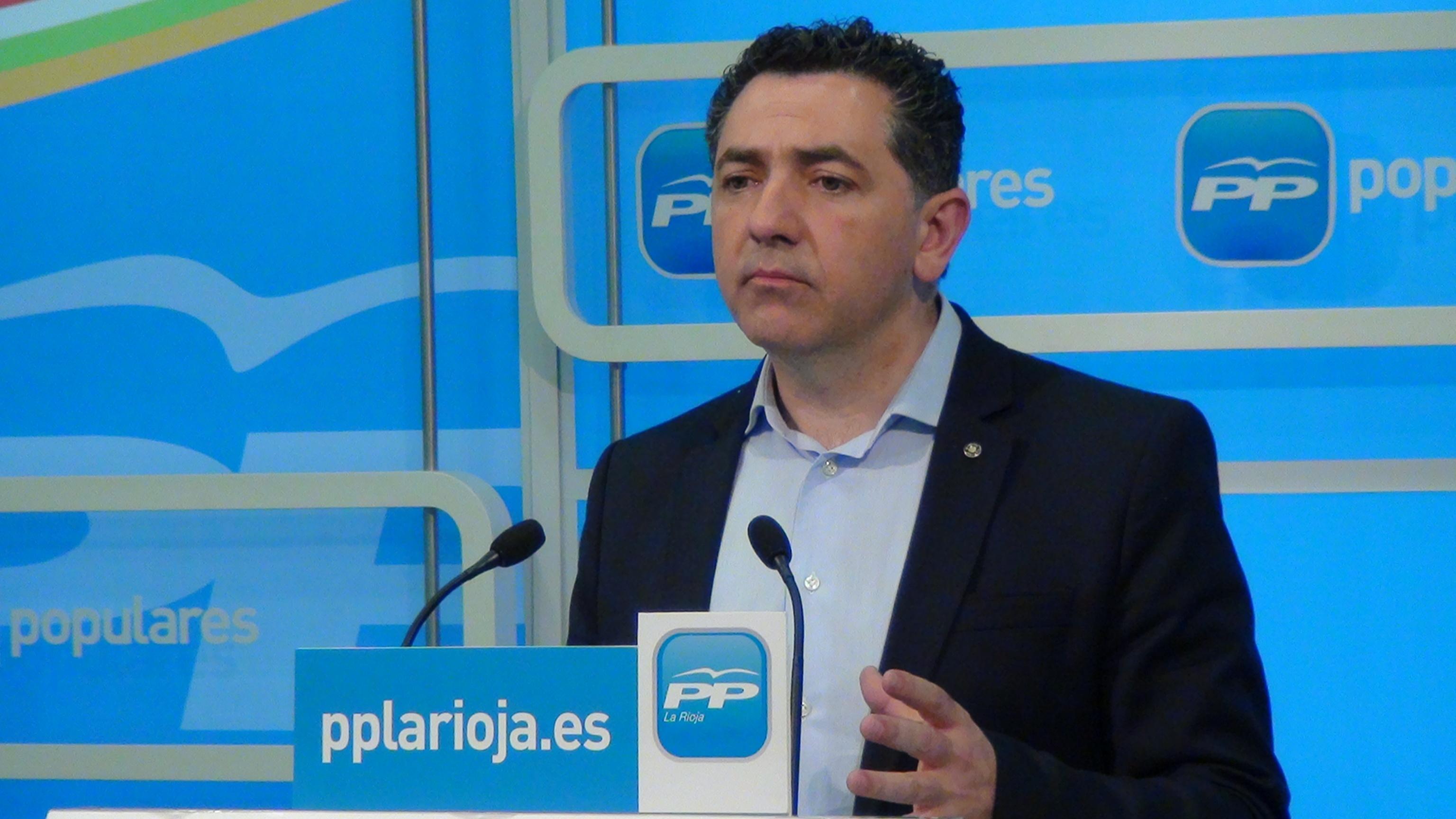El PP califica como un «logro muy importante» la inclusión de La Rioja en la Red Transeuropea