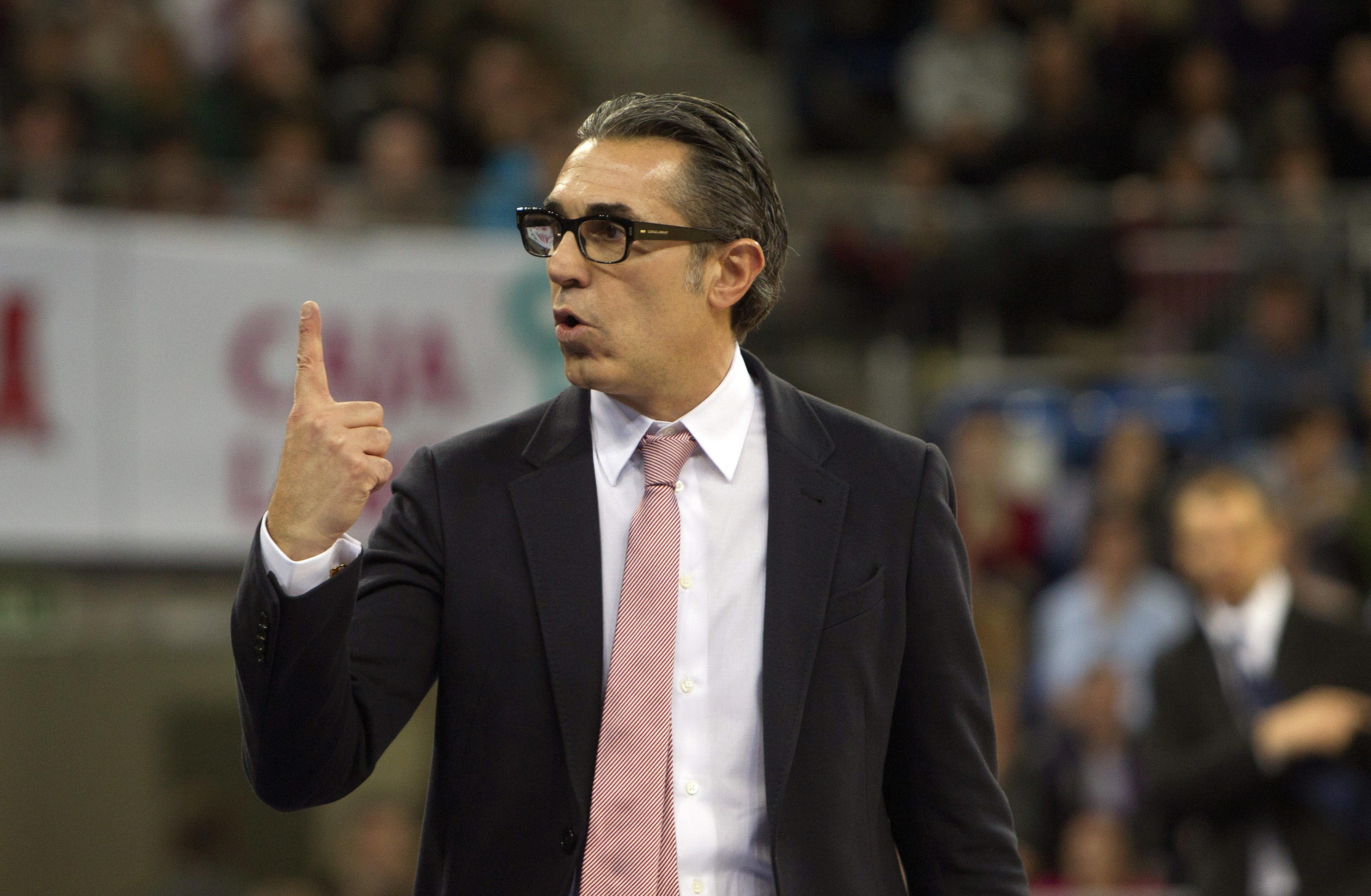 Sergio Scariolo será el entrenador del Laboral Kutxa los dos próximos años
