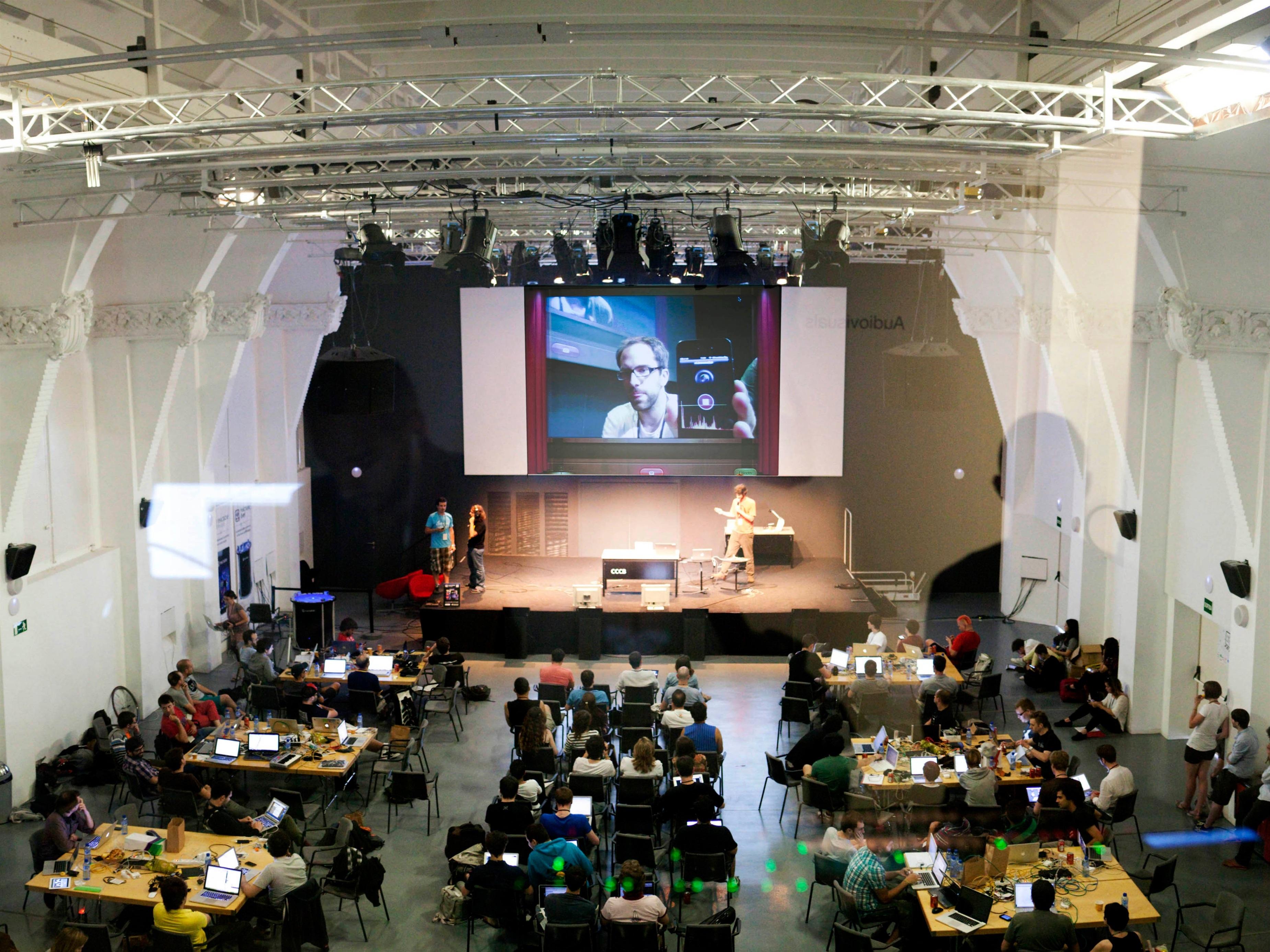 El Sónar+D convertirá Barcelona en polo de creatividad y tecnología